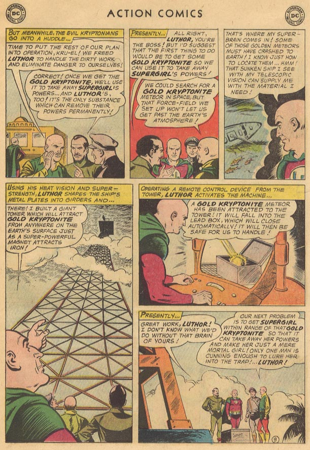 Read online Action Comics (1938) comic -  Issue #298 - 27