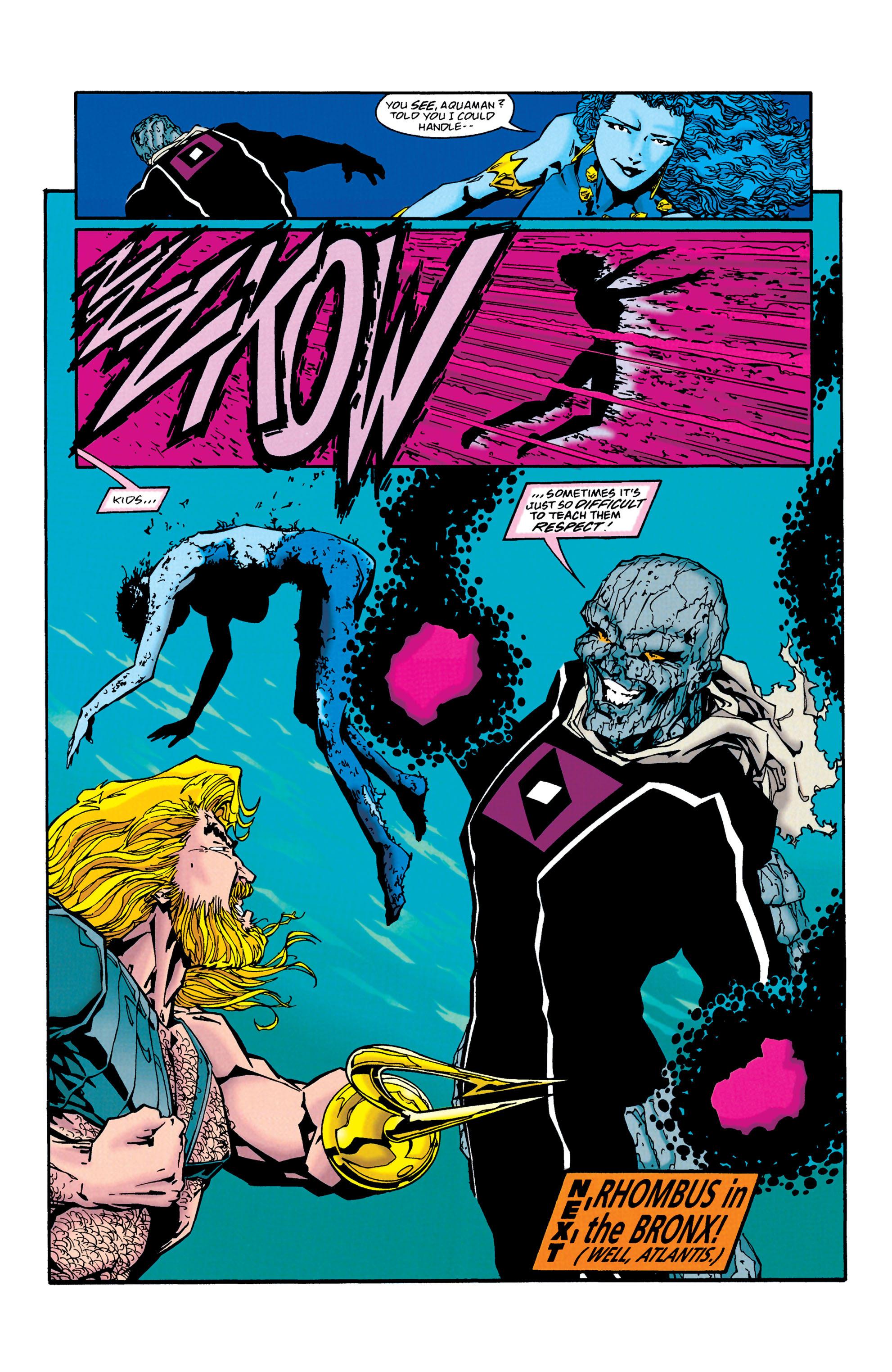 Read online Aquaman (1994) comic -  Issue #38 - 22