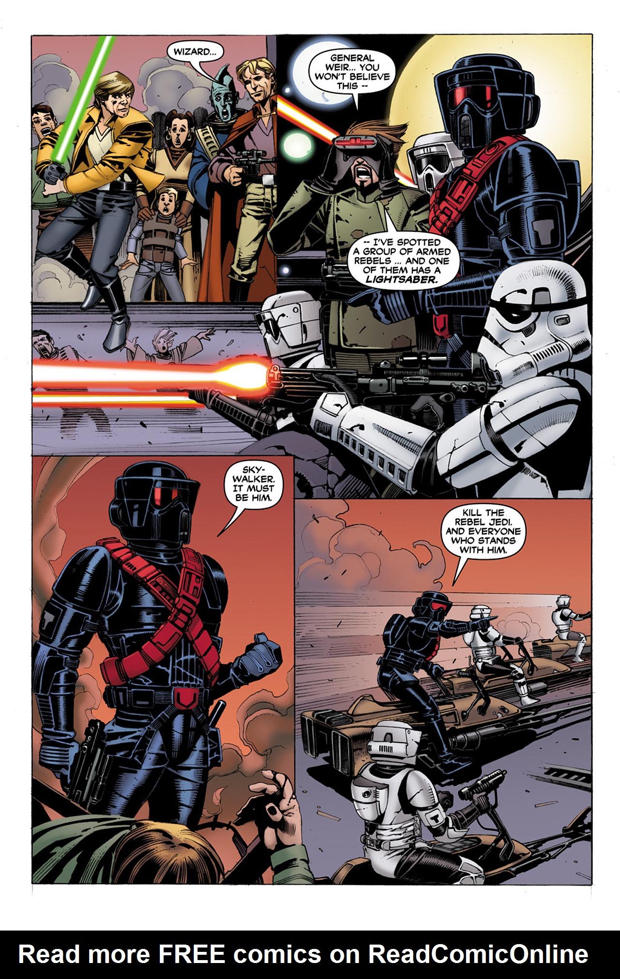 Read online Star Wars Omnibus comic -  Issue # Vol. 1 - 34