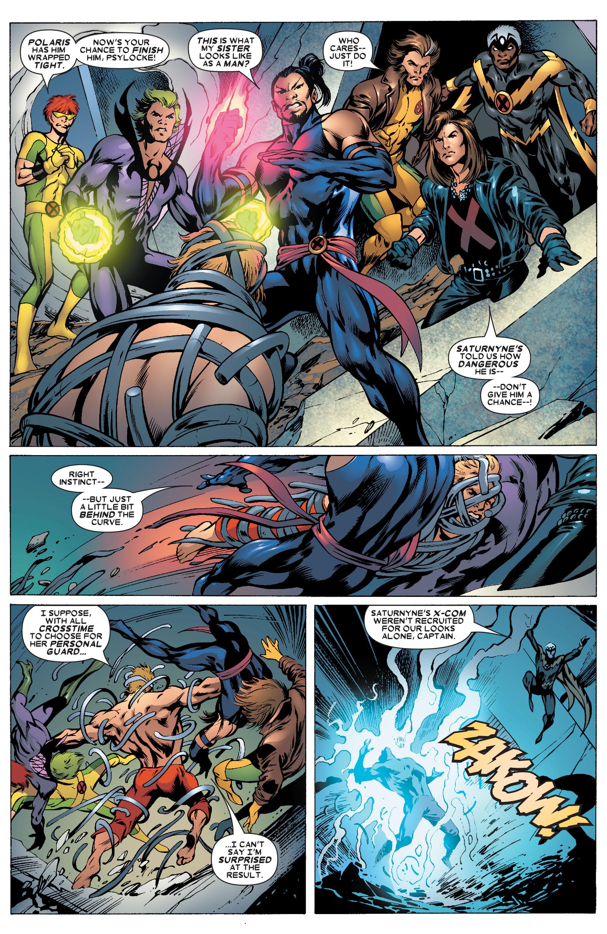 Read online Uncanny X-Men (1963) comic -  Issue #462 - 13