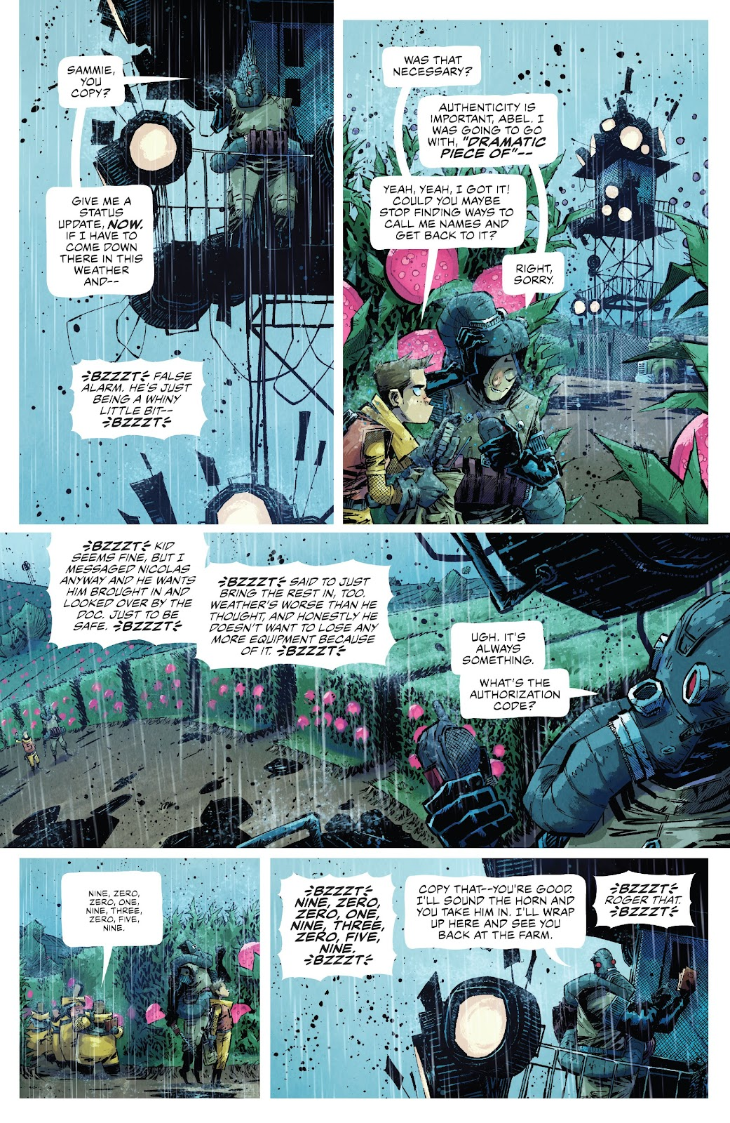 Read online Middlewest comic -  Issue #16 - 13