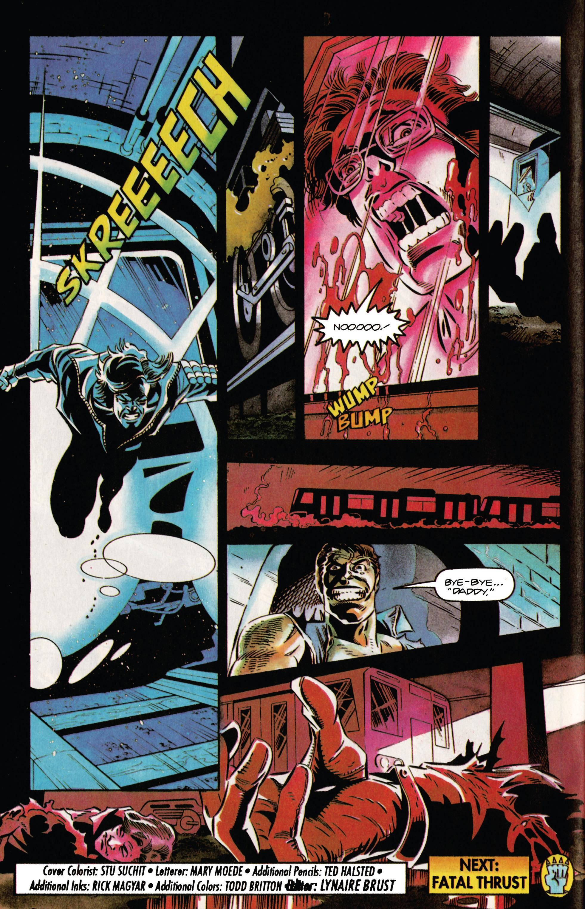 Read online Eternal Warrior (1992) comic -  Issue #34 - 22