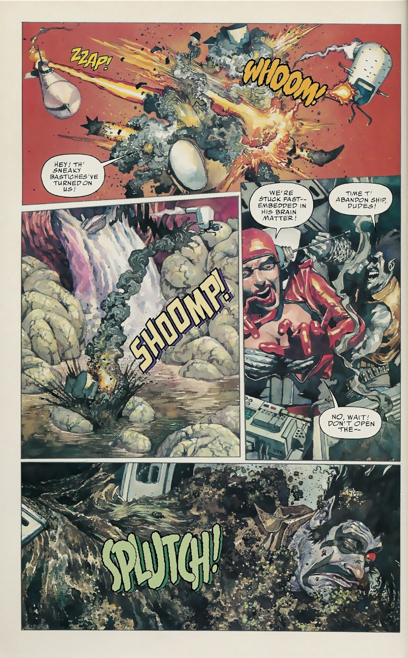 Lobo: Fragtastic Voyage issue Full - Page 37