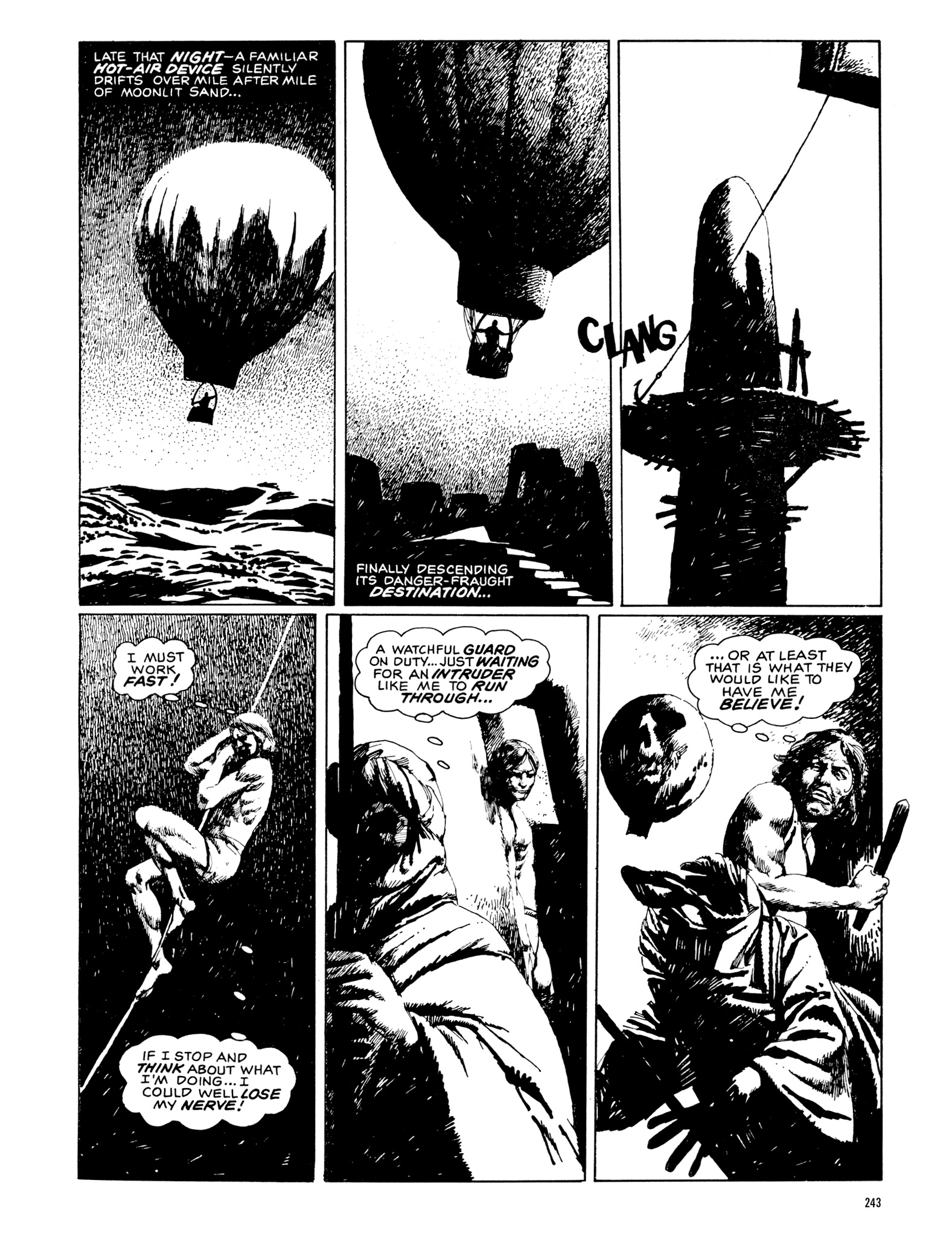 Read online Eerie Archives comic -  Issue # TPB 20 - 243