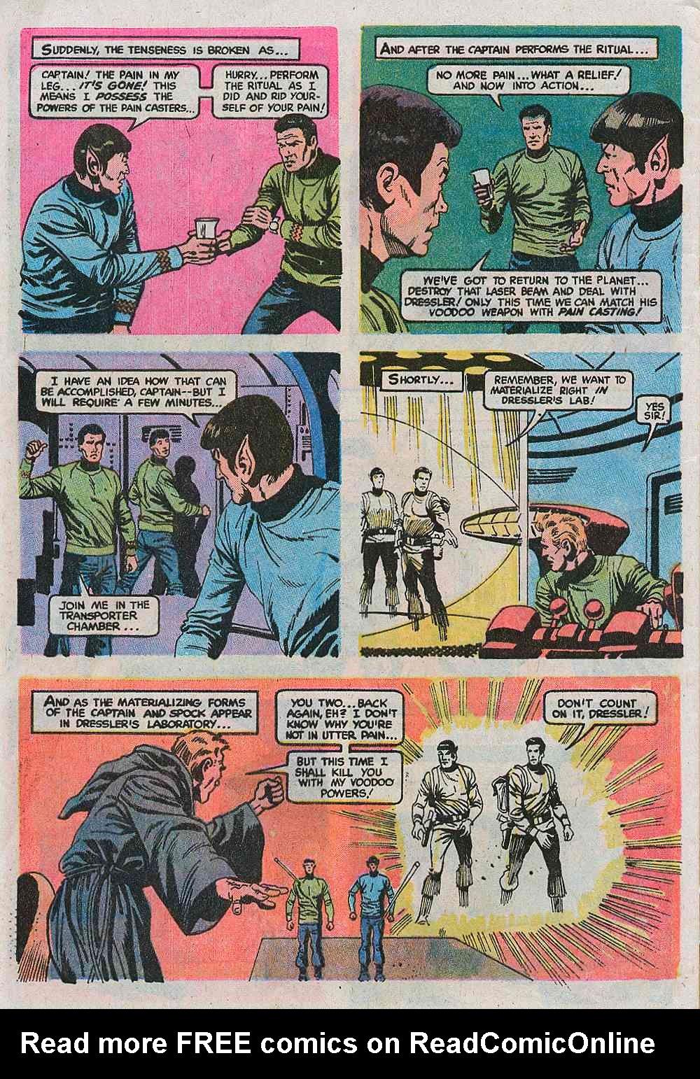 Star Trek (1967) issue 45 - Page 23
