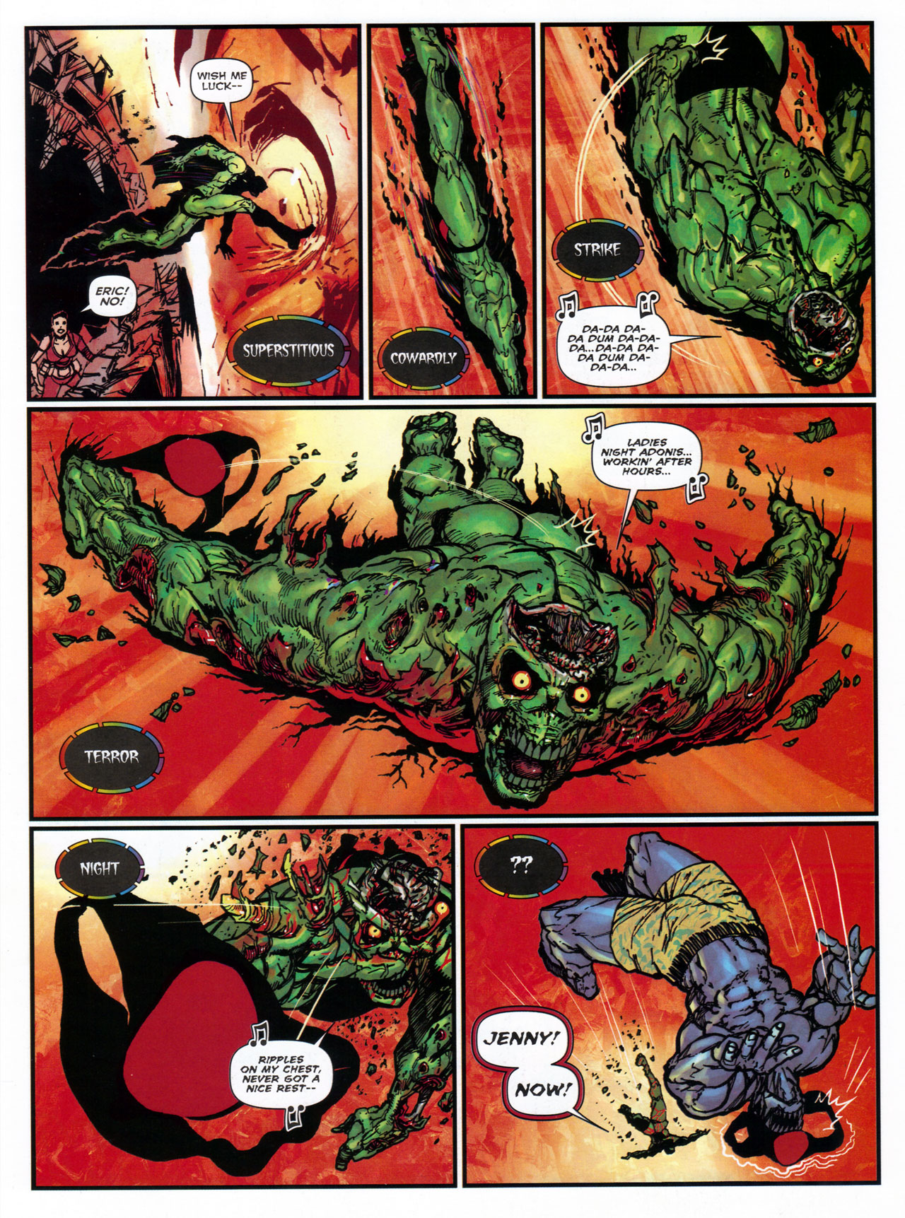 Read online 2000 AD comic -  Issue #1746 - 137
