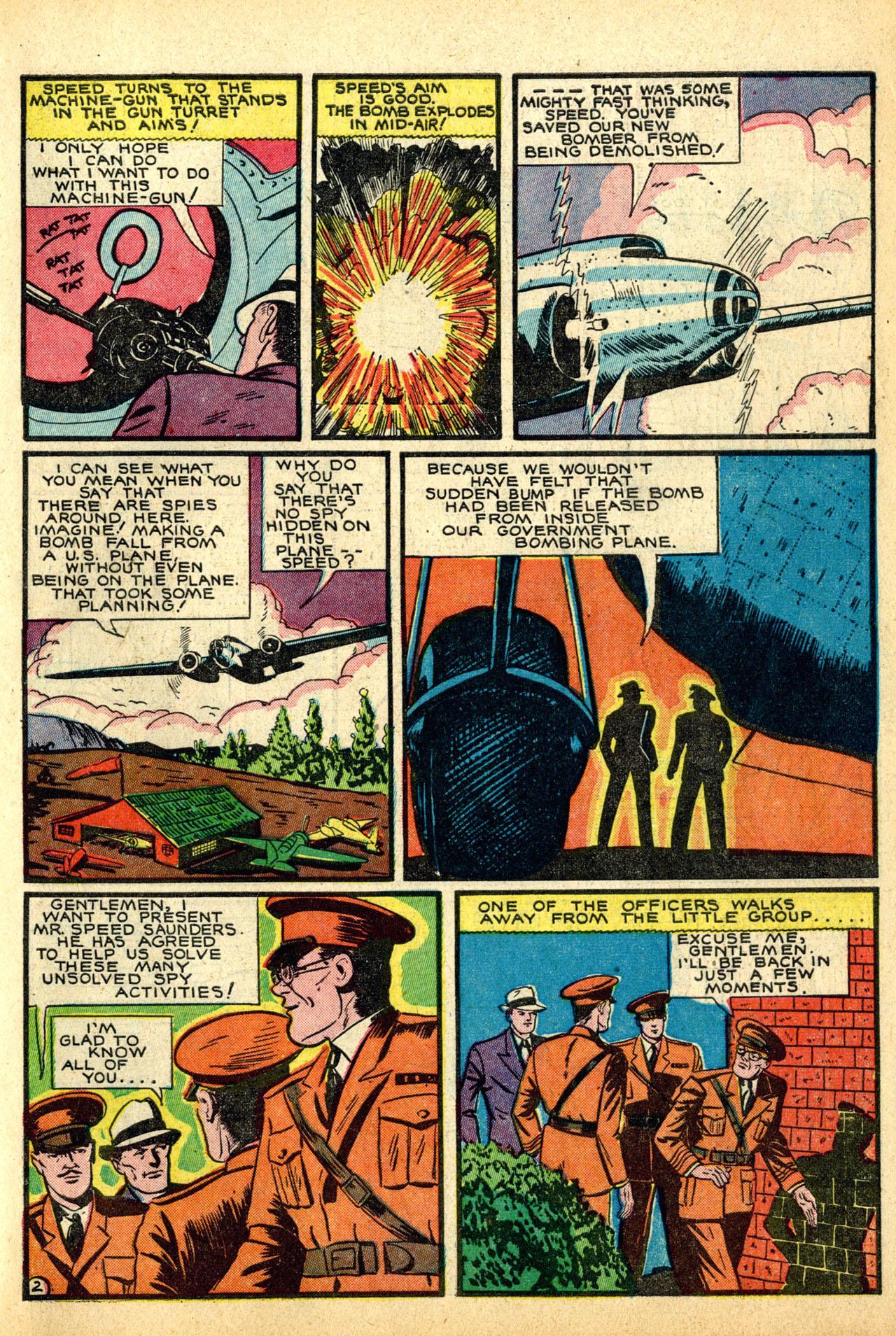 Read online Detective Comics (1937) comic -  Issue #50 - 39