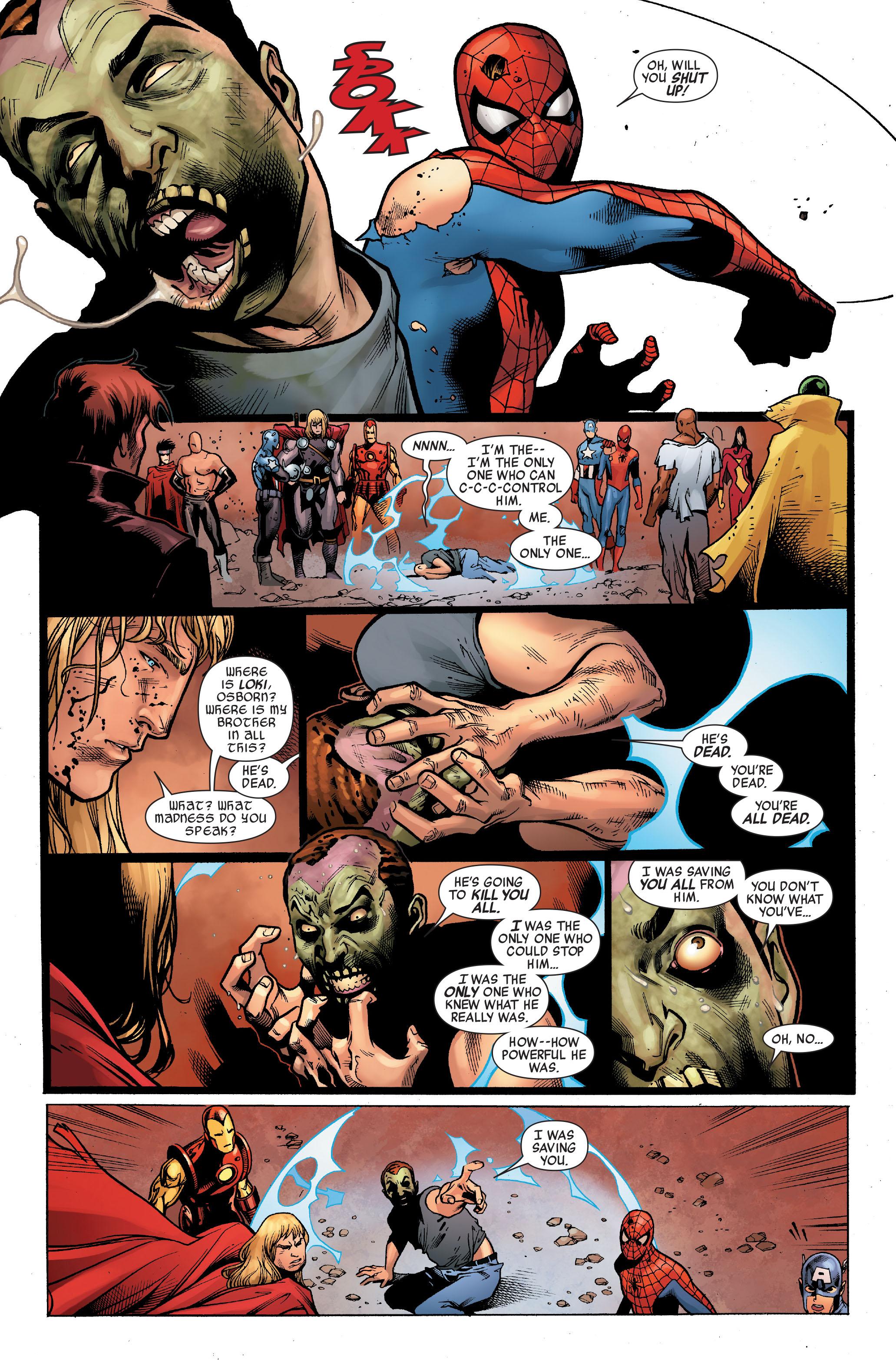 Read online Siege (2010) comic -  Issue #3 - 21