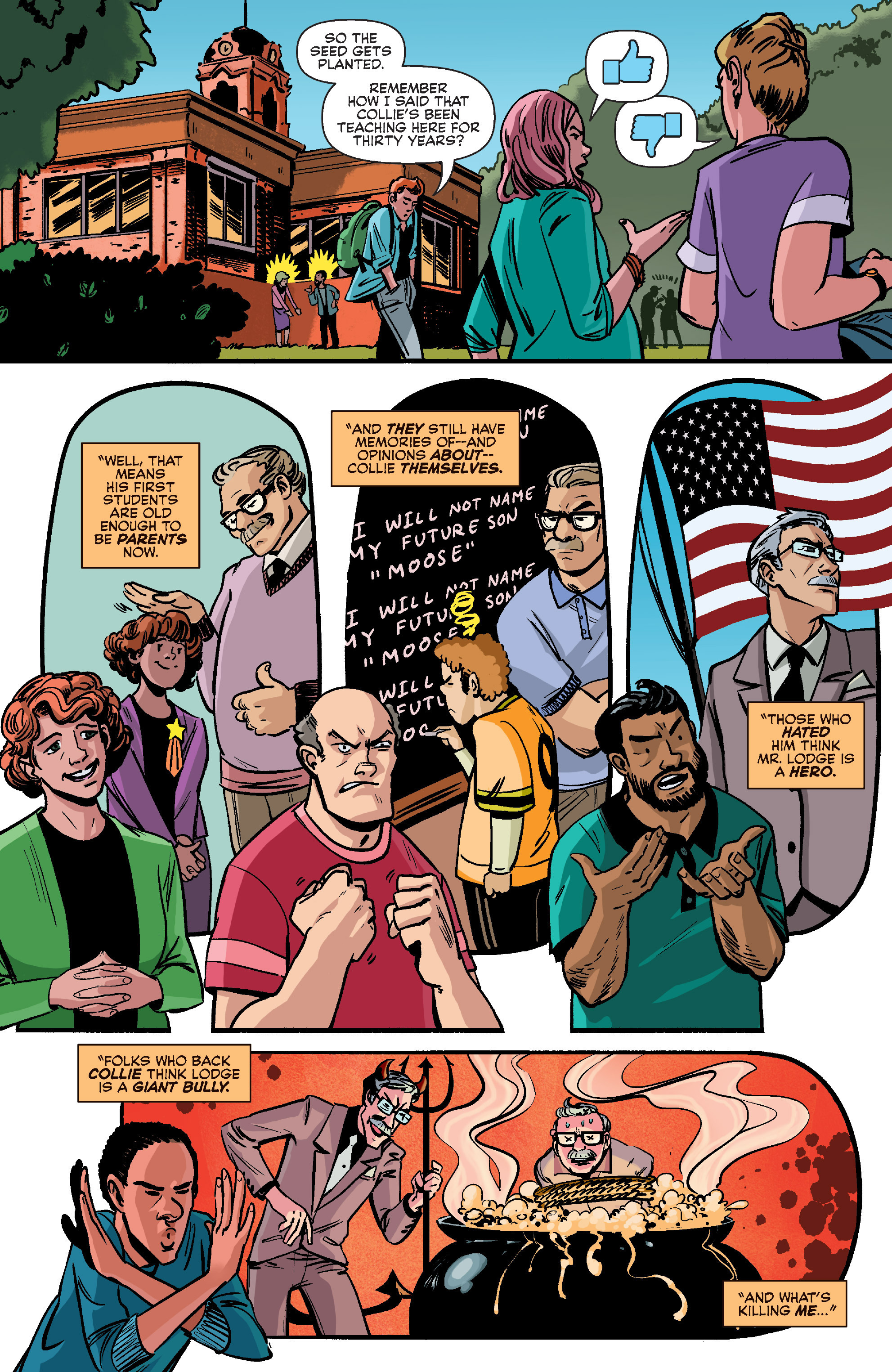 Read online Archie (2015) comic -  Issue #10 - 13