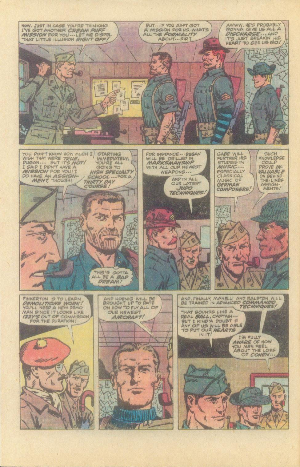 Read online Sgt. Fury comic -  Issue #149 - 4