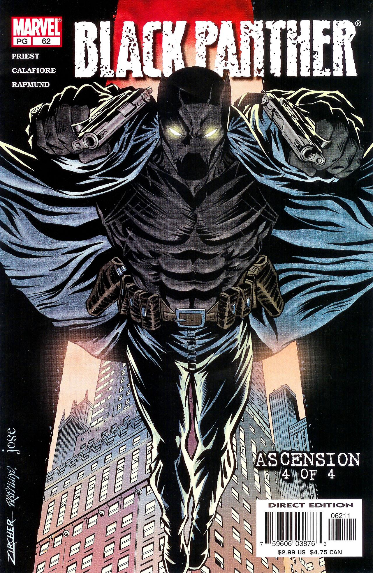 Black Panther (1998) 62 Page 1