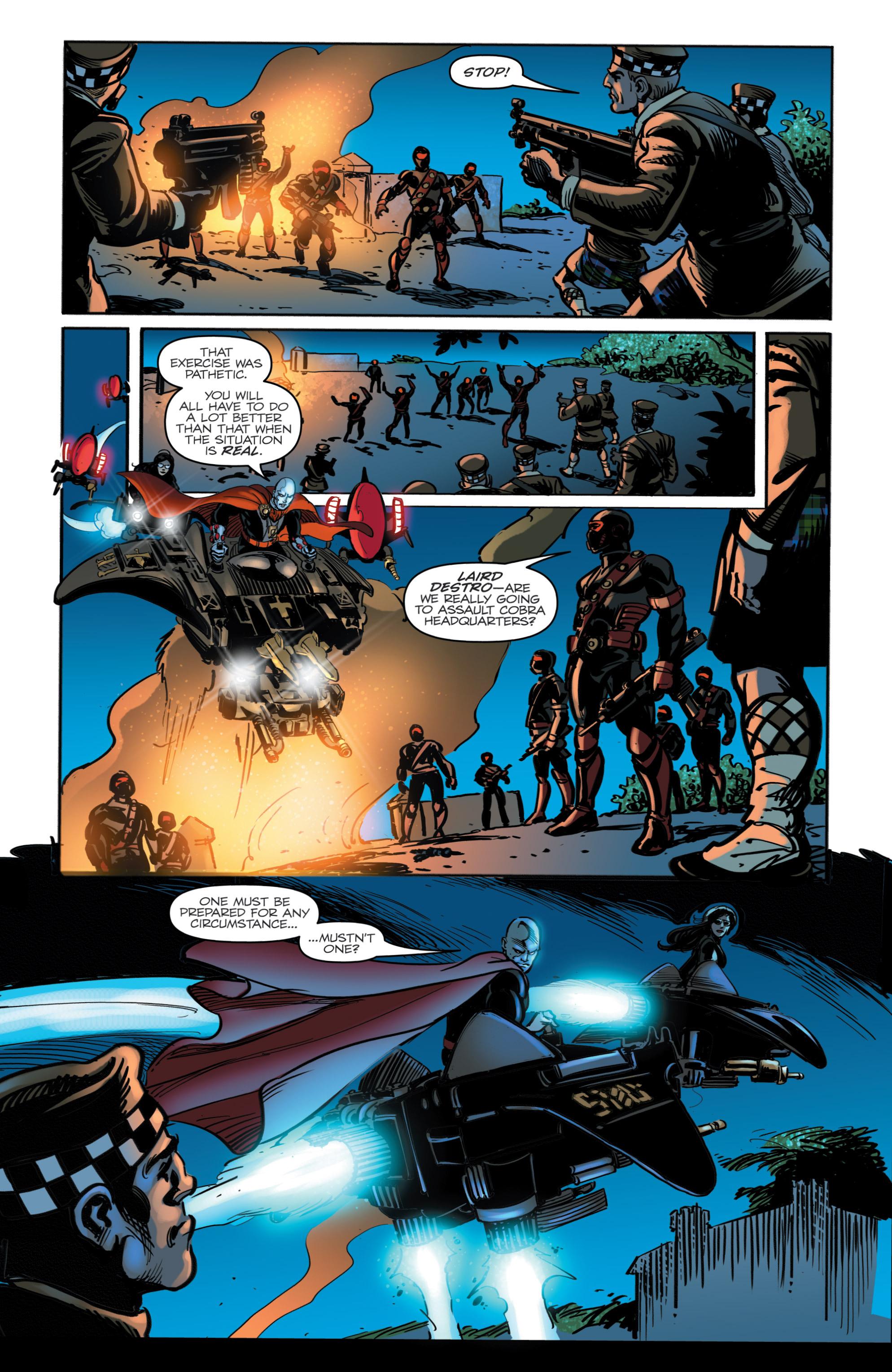 G.I. Joe: A Real American Hero 192 Page 20