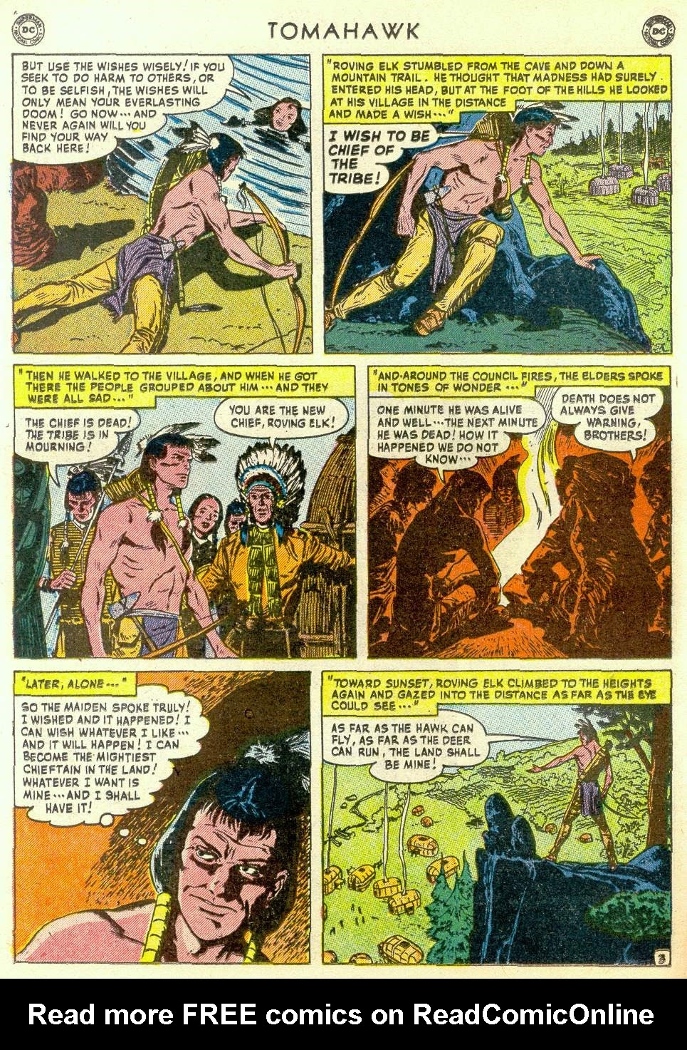 Tomahawk issue 1 - Page 31