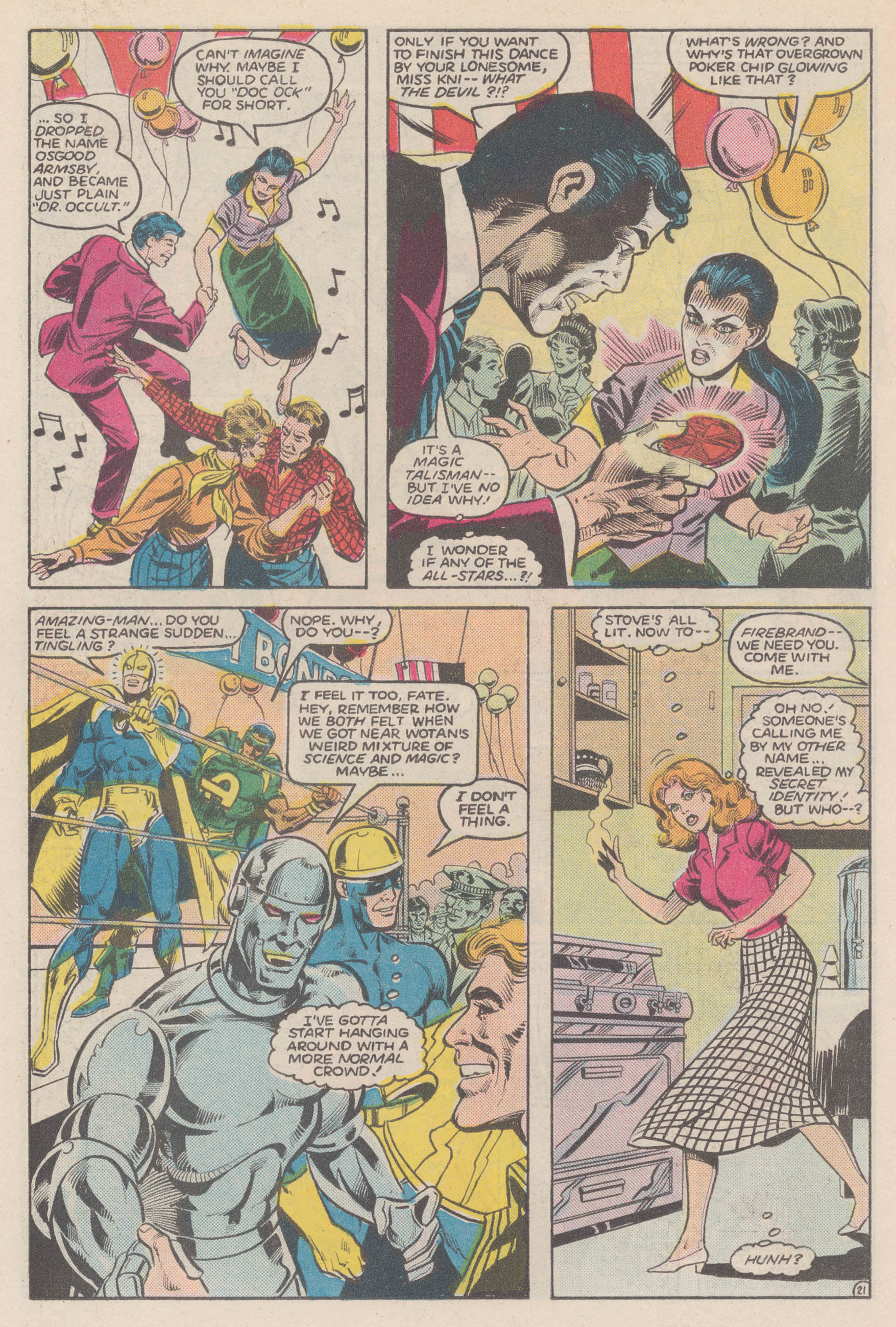 Read online All-Star Squadron comic -  Issue #50 - 26