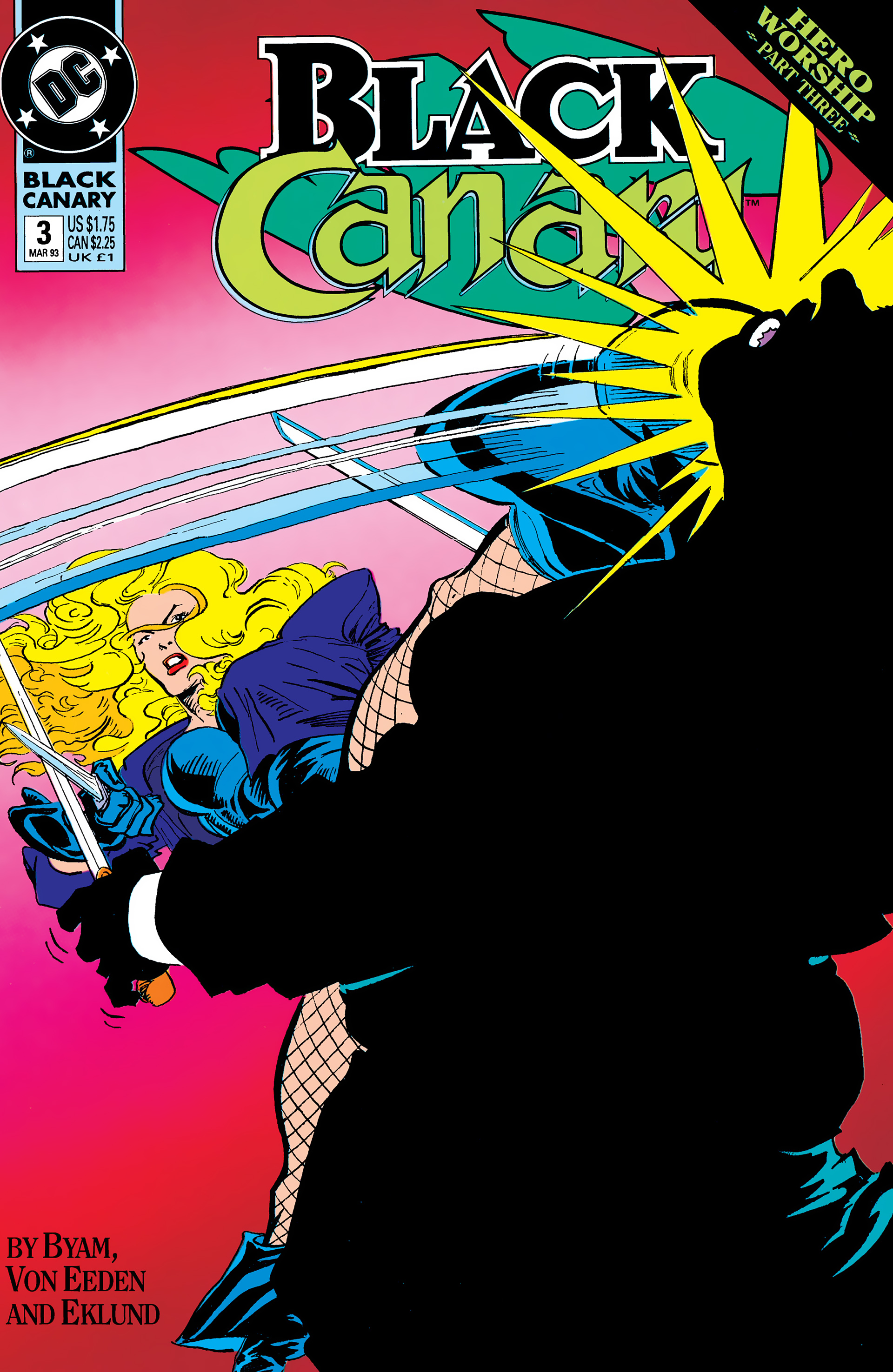 Black Canary (1993) 3 Page 1
