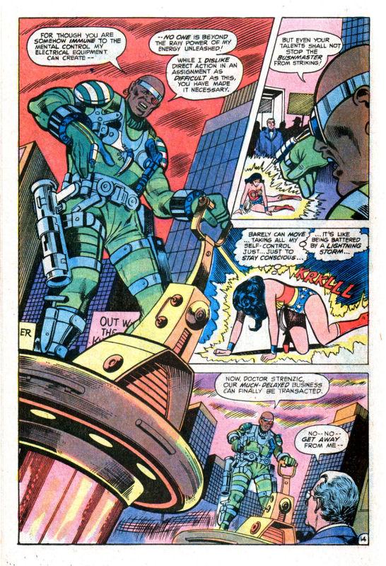 Read online Wonder Woman (1942) comic -  Issue #255 - 23