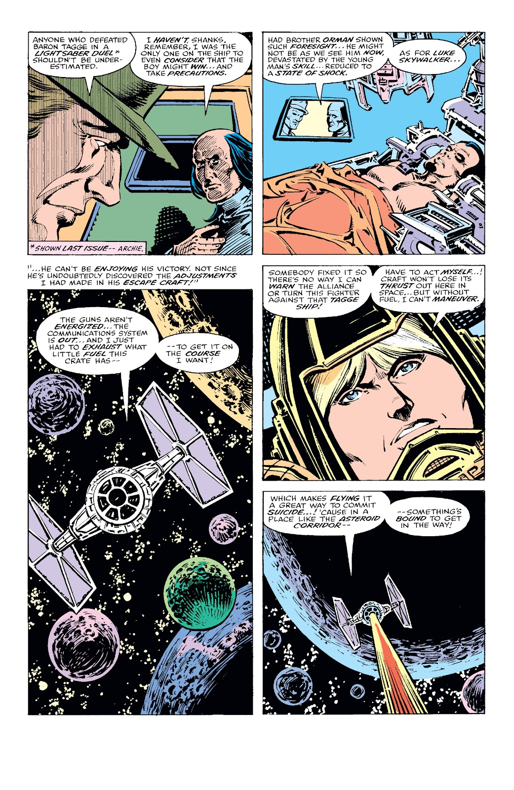 Read online Star Wars Legends: The Original Marvel Years - Epic Collection comic -  Issue # TPB 2 (Part 2) - 90