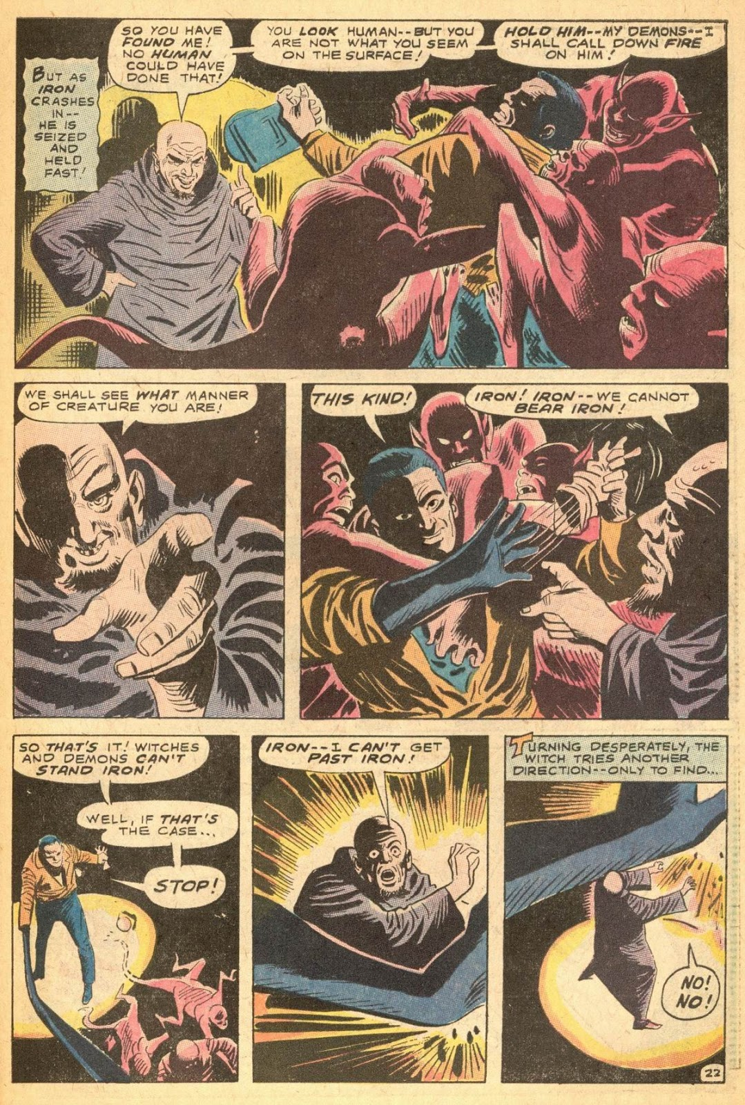 Metal Men (1963) issue 38 - Page 27