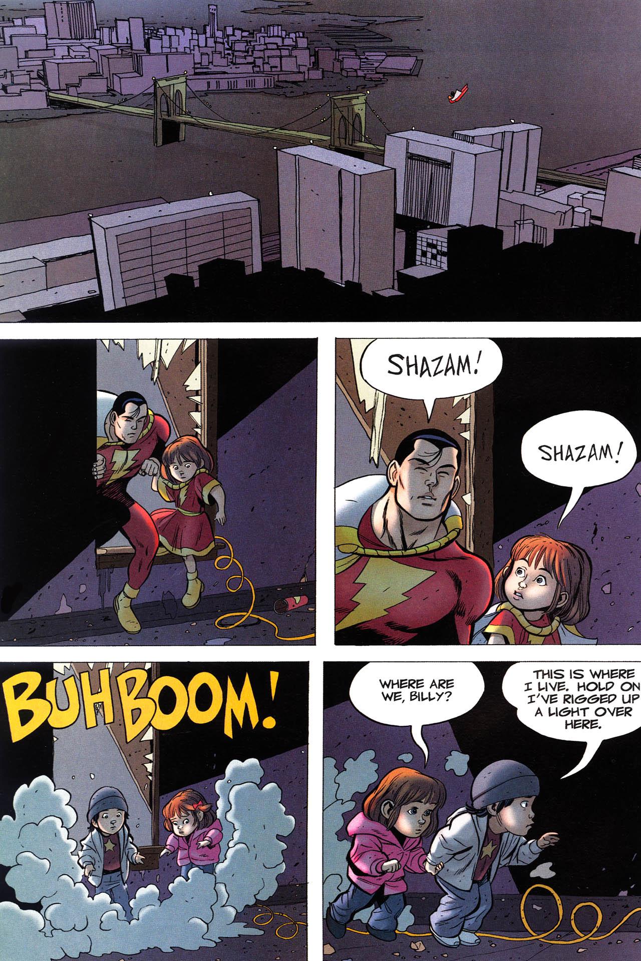 Read online Shazam!: The Monster Society of Evil comic -  Issue #3 - 10