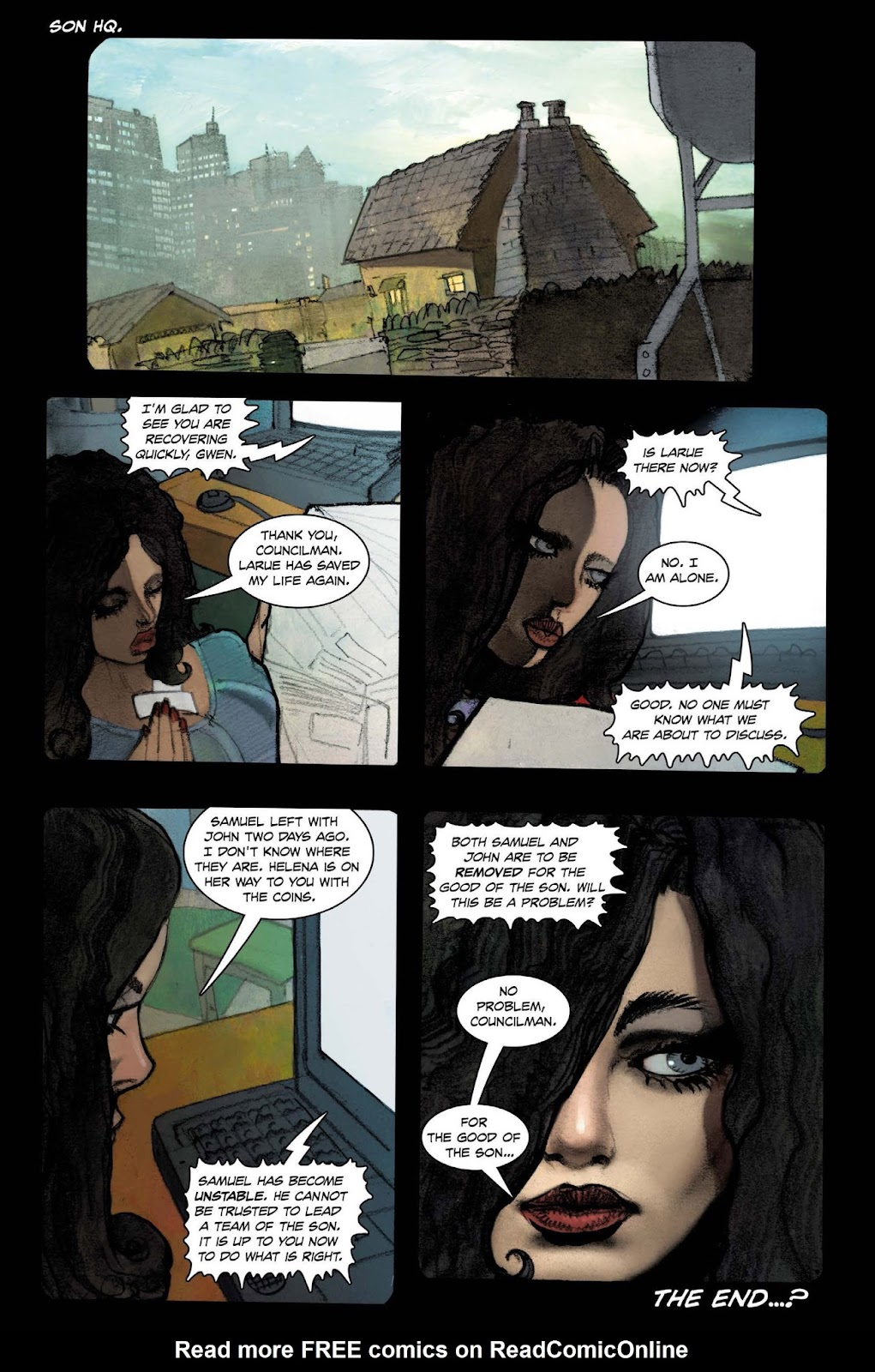 13 Coins issue TPB - Page 161