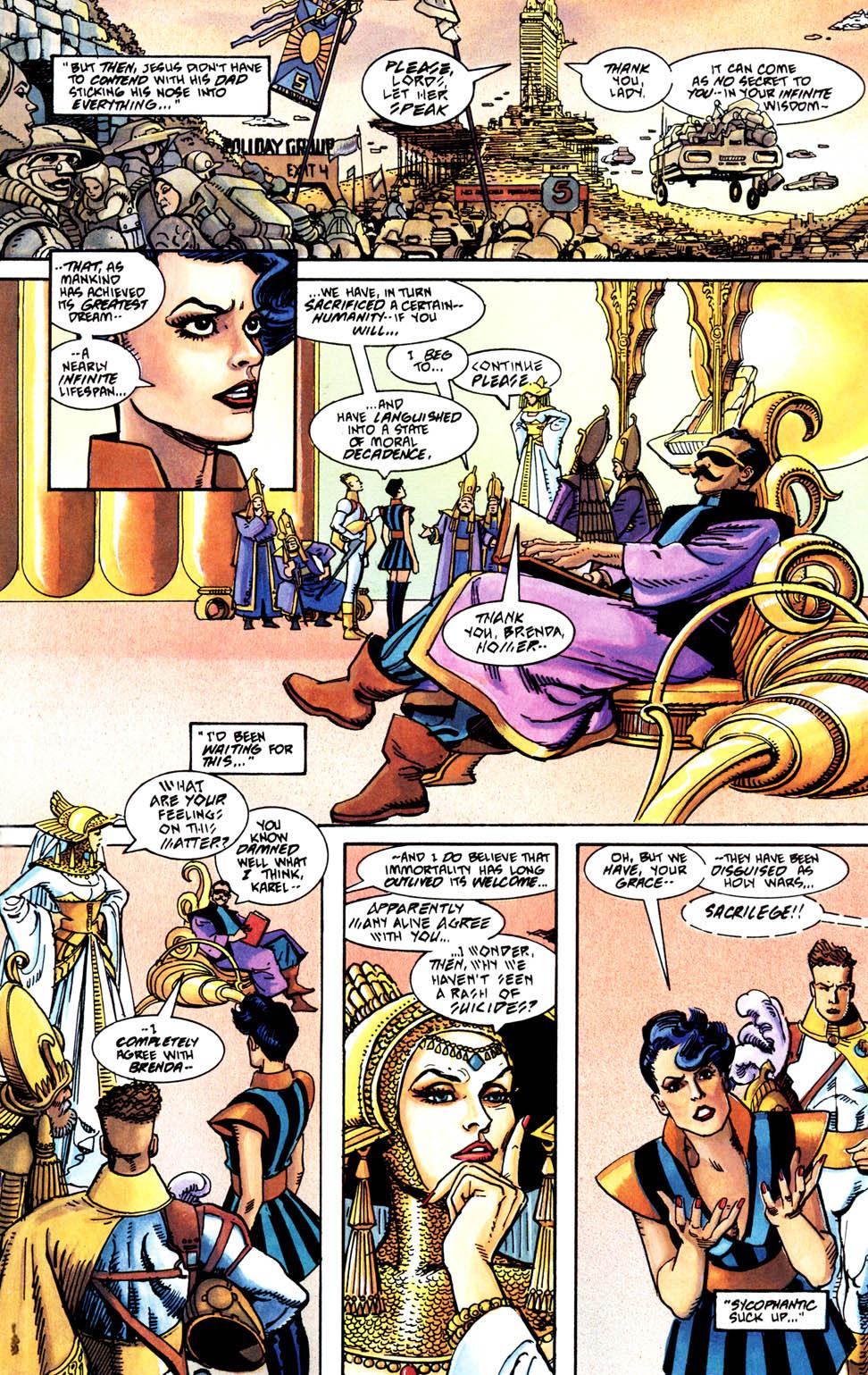 Read online Twilight comic -  Issue #2 - 27