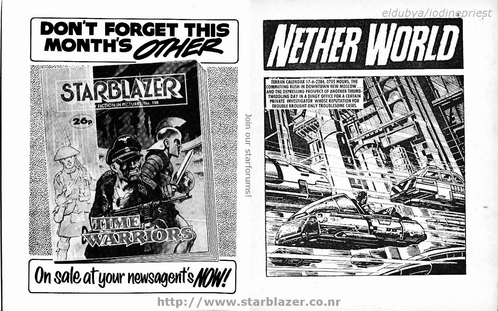 Starblazer issue 199 - Page 3
