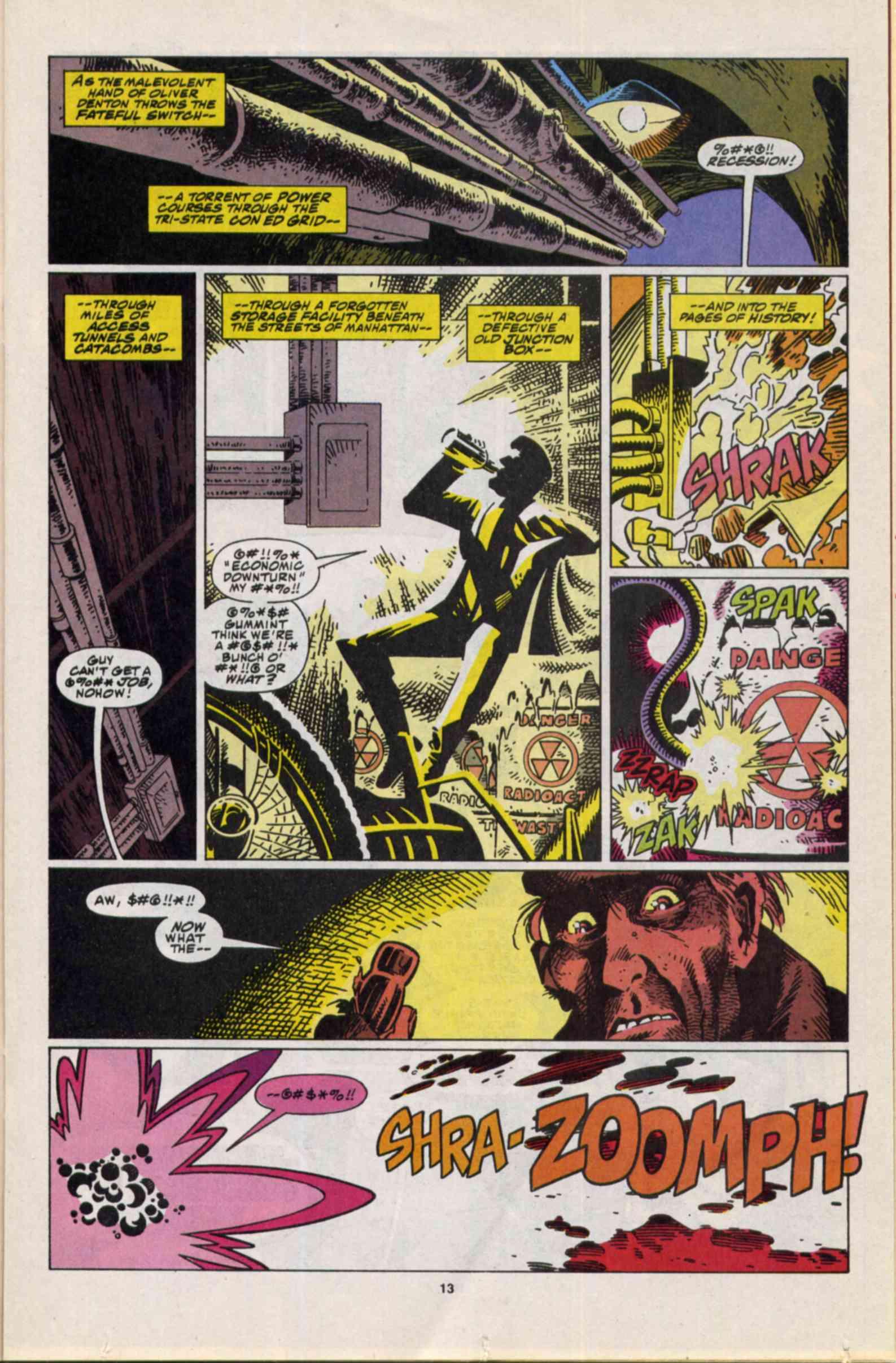 Read online Slapstick comic -  Issue #3 - 10