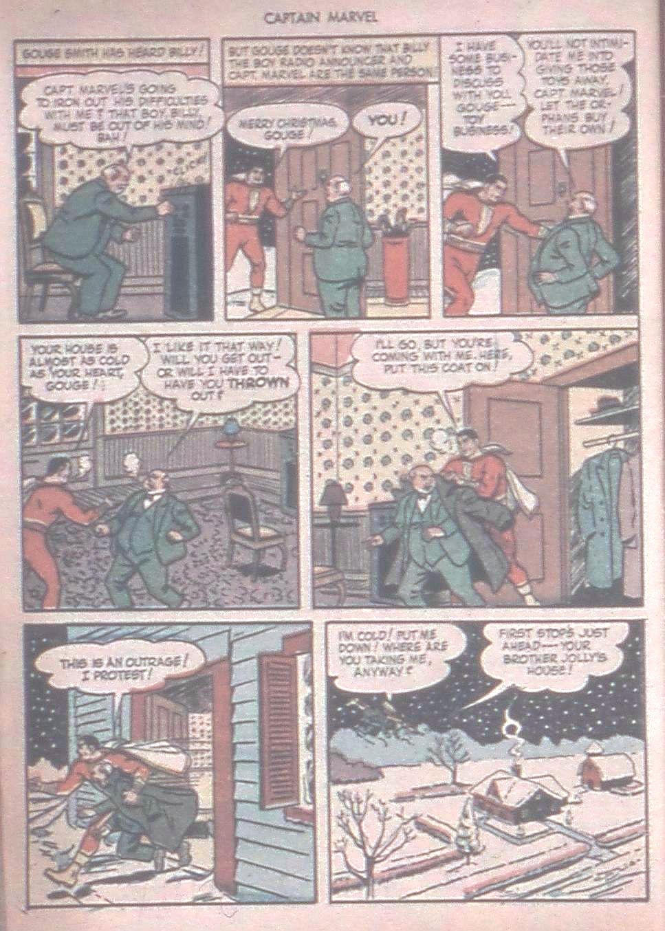 Captain Marvel Adventures issue 42 - Page 44