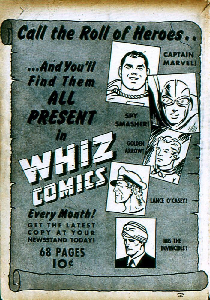 Read online America's Greatest Comics comic -  Issue #4 - 2