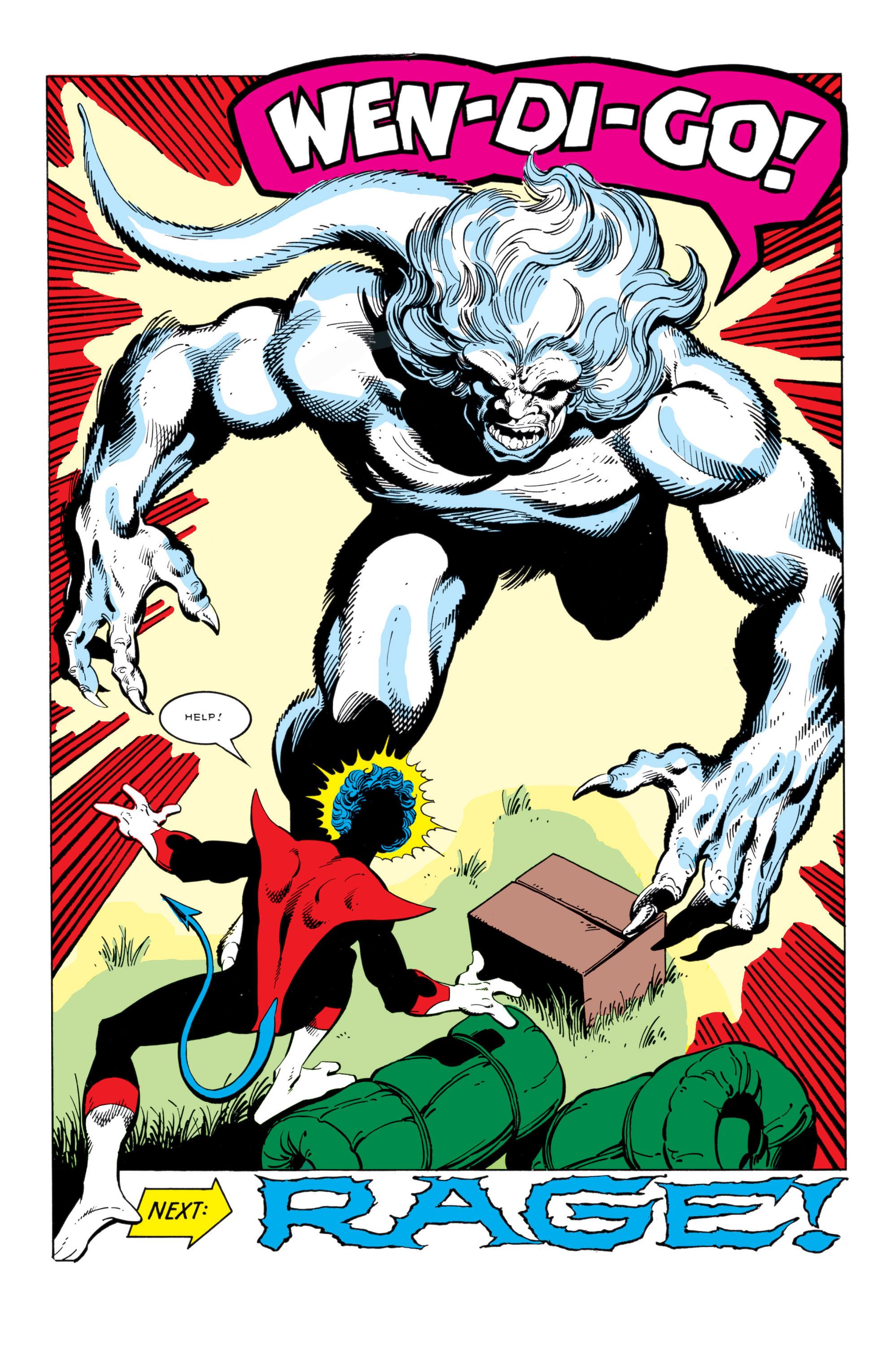 Uncanny X-Men (1963) 139 Page 21