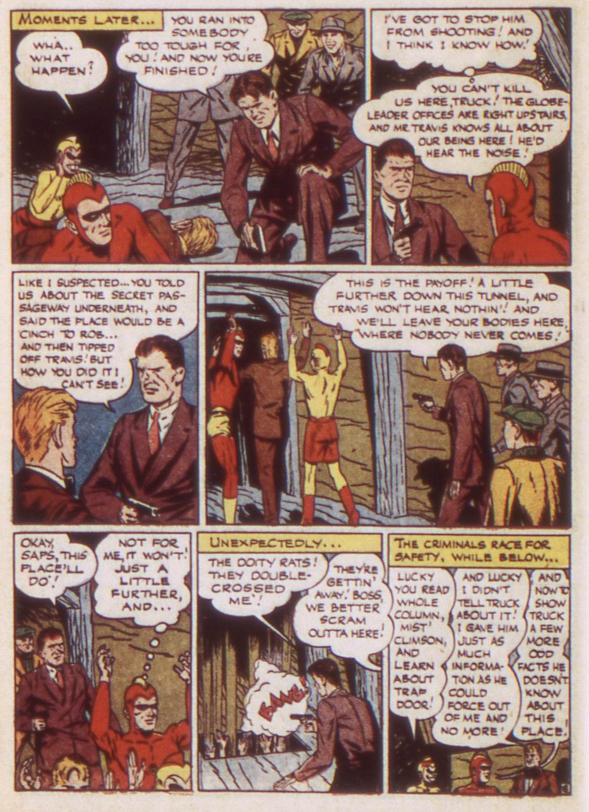 Read online Detective Comics (1937) comic -  Issue #82 - 30