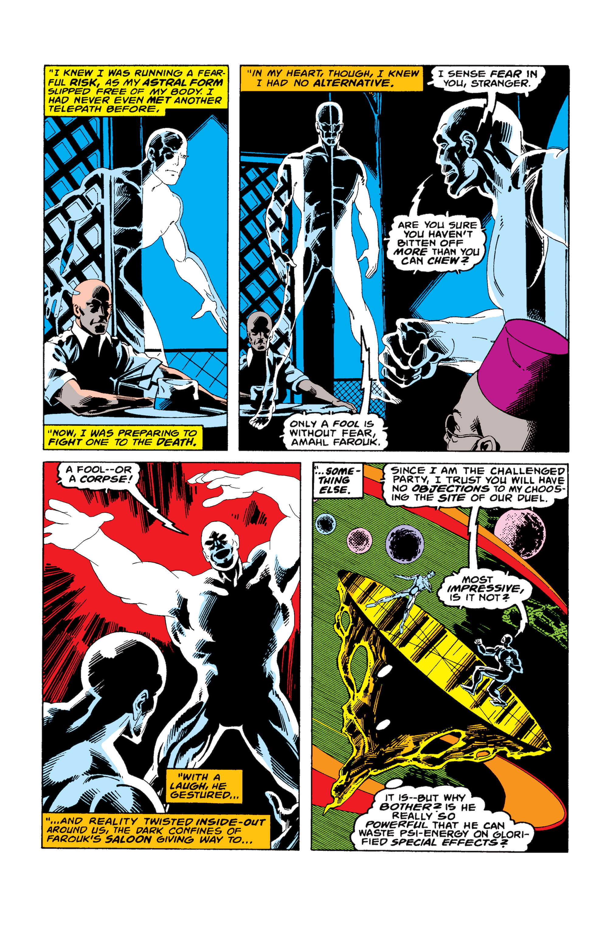 Read online Uncanny X-Men (1963) comic -  Issue #117 - 12