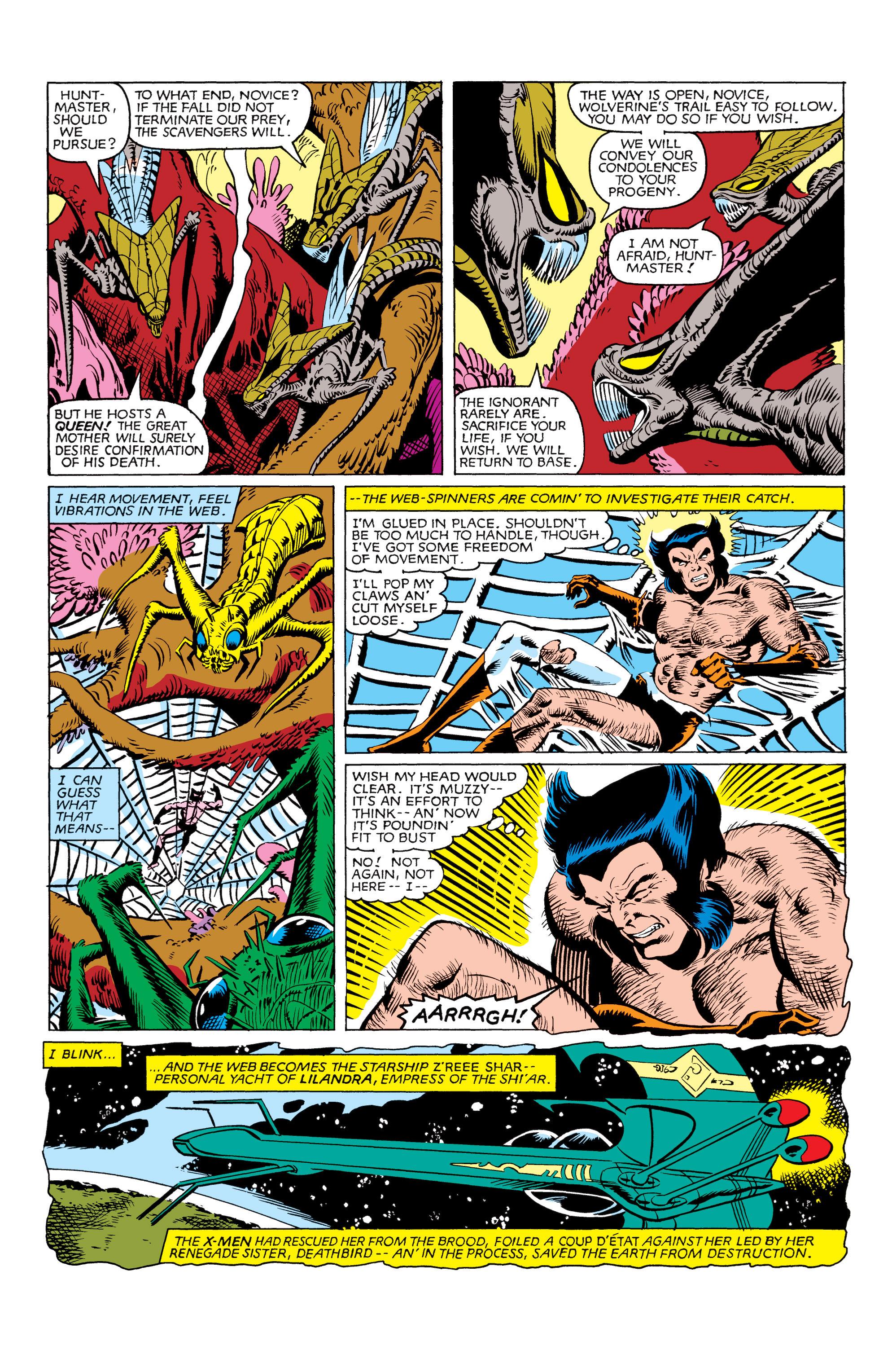 Read online Uncanny X-Men (1963) comic -  Issue #162 - 8