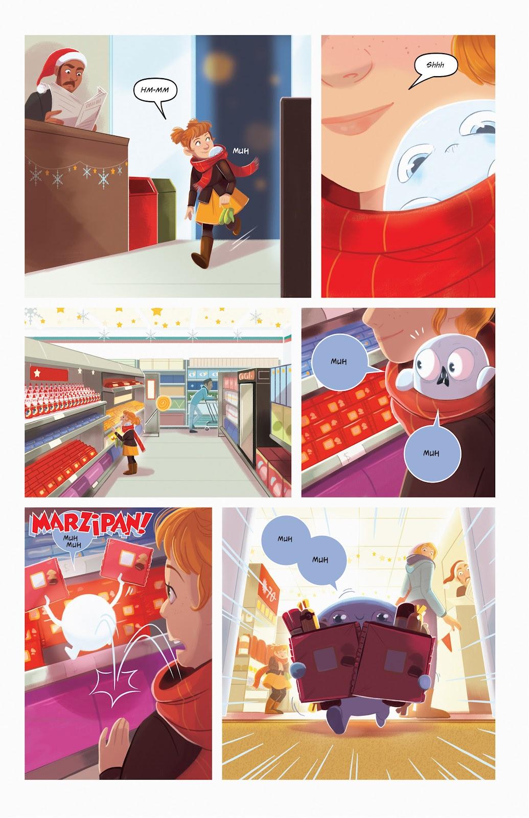 Read online Elephantmen 2261 Season Two: The Pentalion Job comic -  Issue # TPB - 122