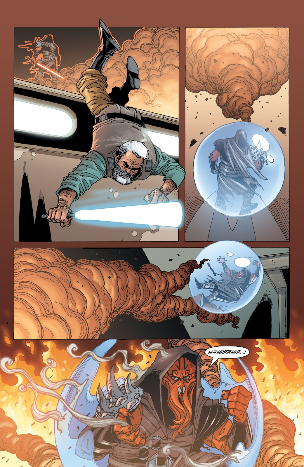 Read online Star Wars Legends: Legacy - Epic Collection comic -  Issue # TPB 2 (Part 1) - 98