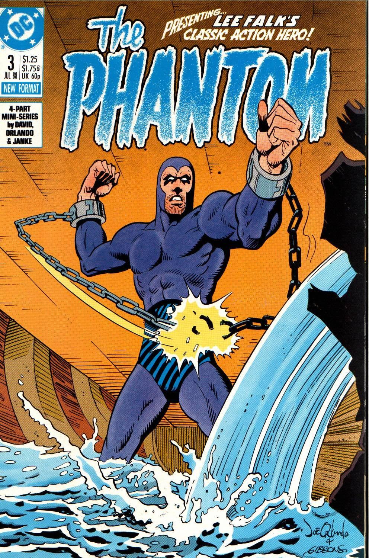 Read online The Phantom (1988) comic -  Issue #3 - 1