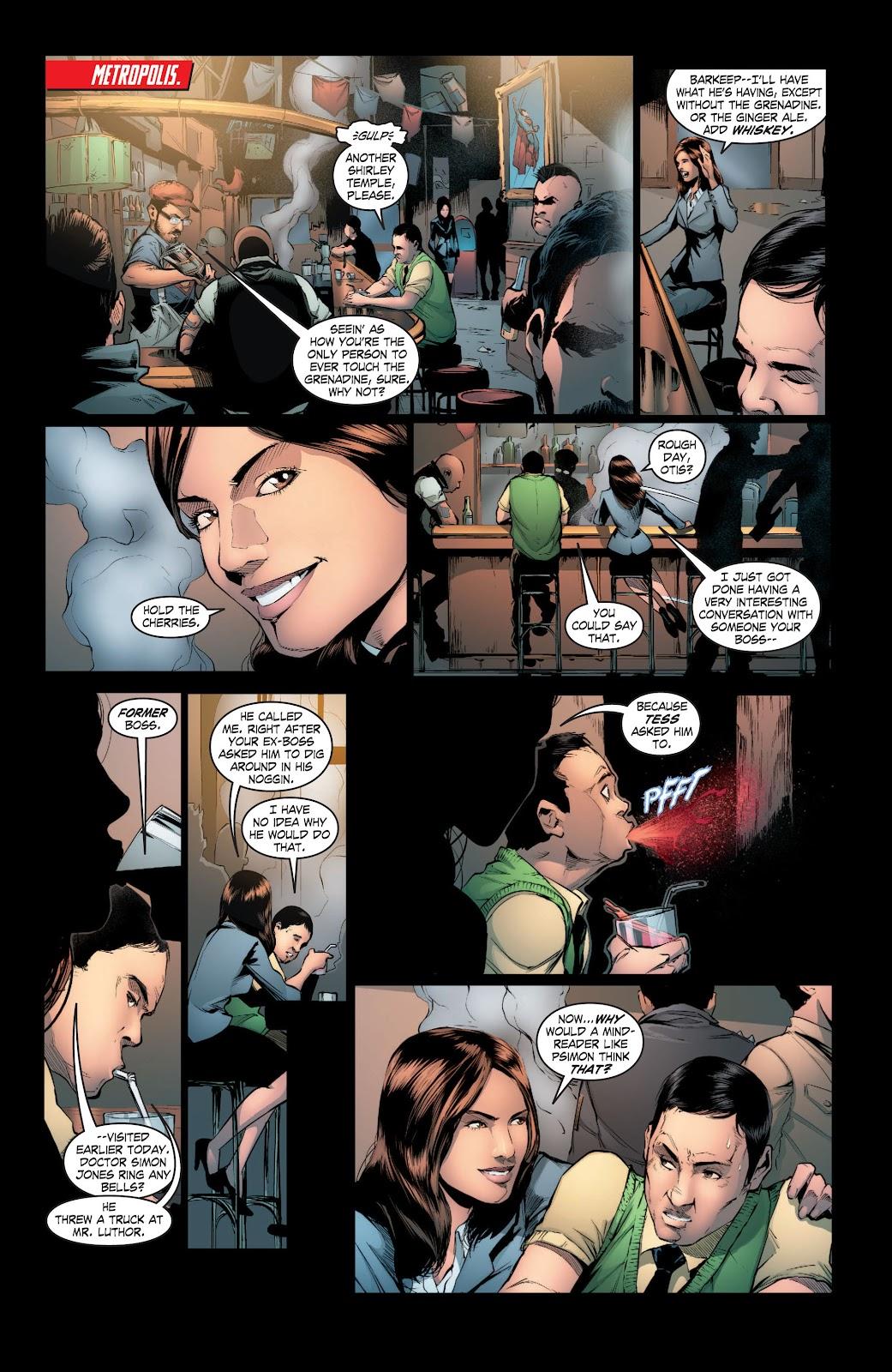 Read online Smallville Season 11 [II] comic -  Issue # TPB 3 - 91