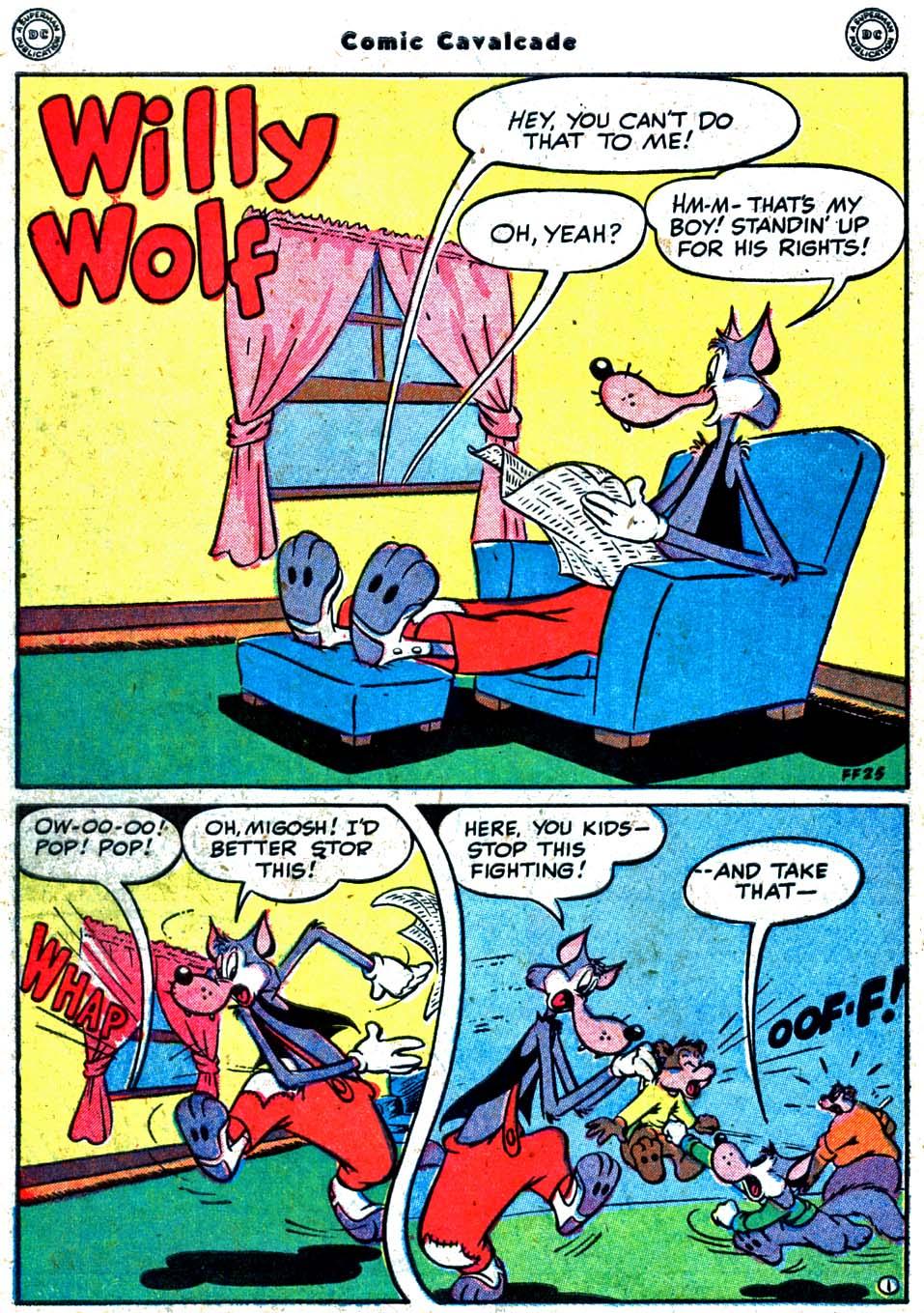 Comic Cavalcade issue 32 - Page 56