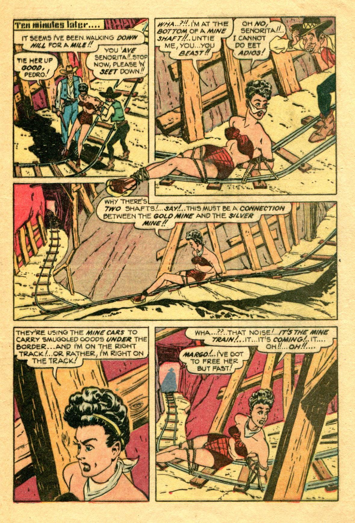 Read online Shadow Comics comic -  Issue #75 - 12