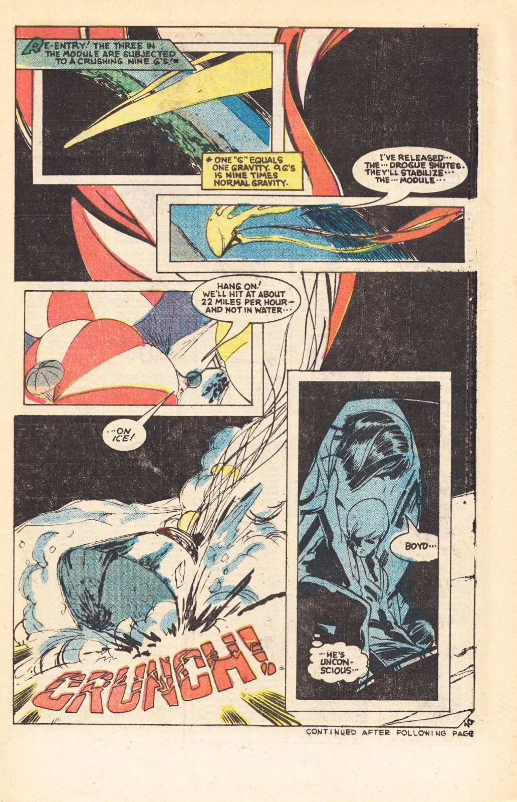 Read online Doomsday   1 (1975) comic -  Issue #7 - 13