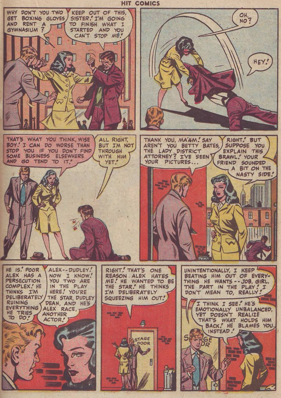 Read online Hit Comics comic -  Issue #51 - 27