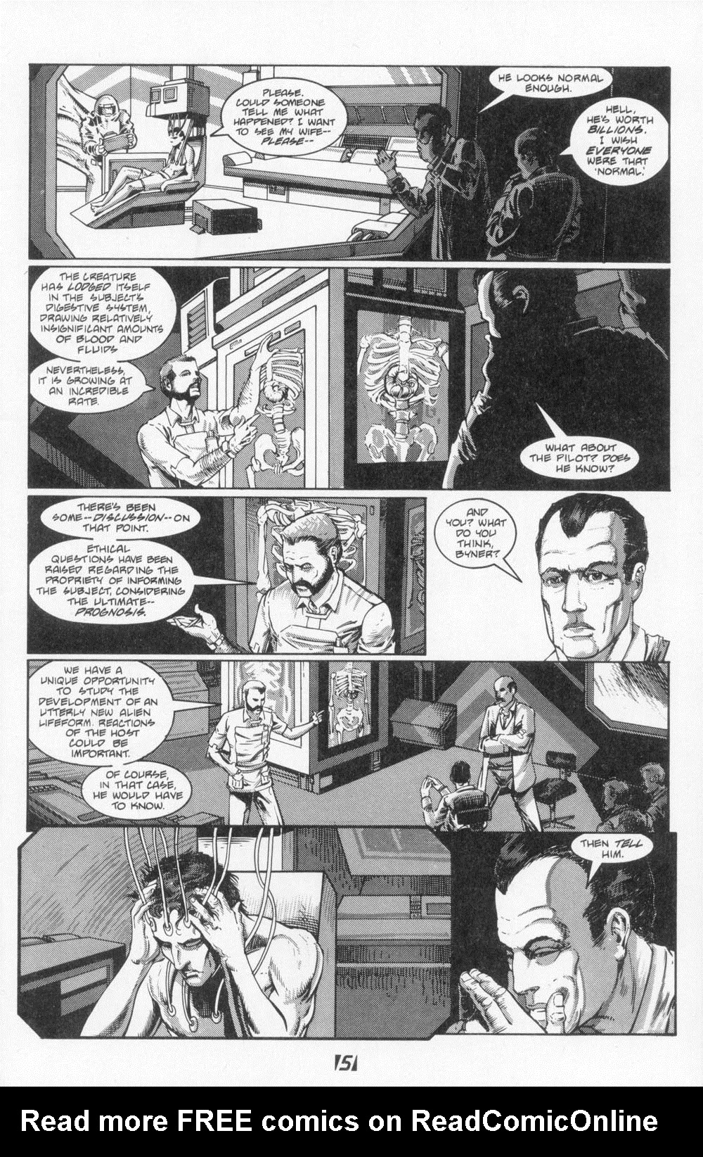 Read online Aliens (1988) comic -  Issue #3 - 9