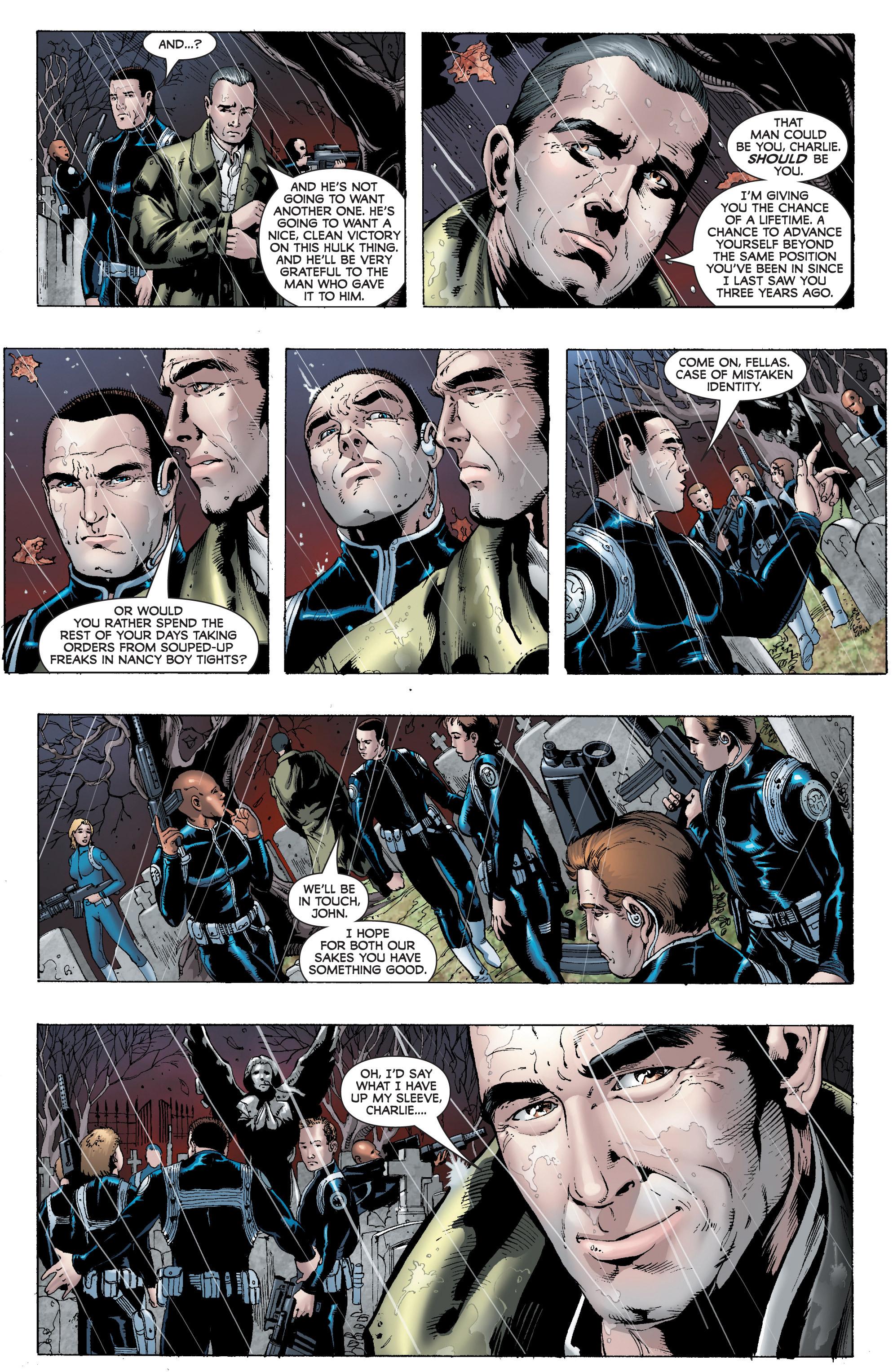 Read online World War Hulk: Gamma Corps comic -  Issue #1 - 13