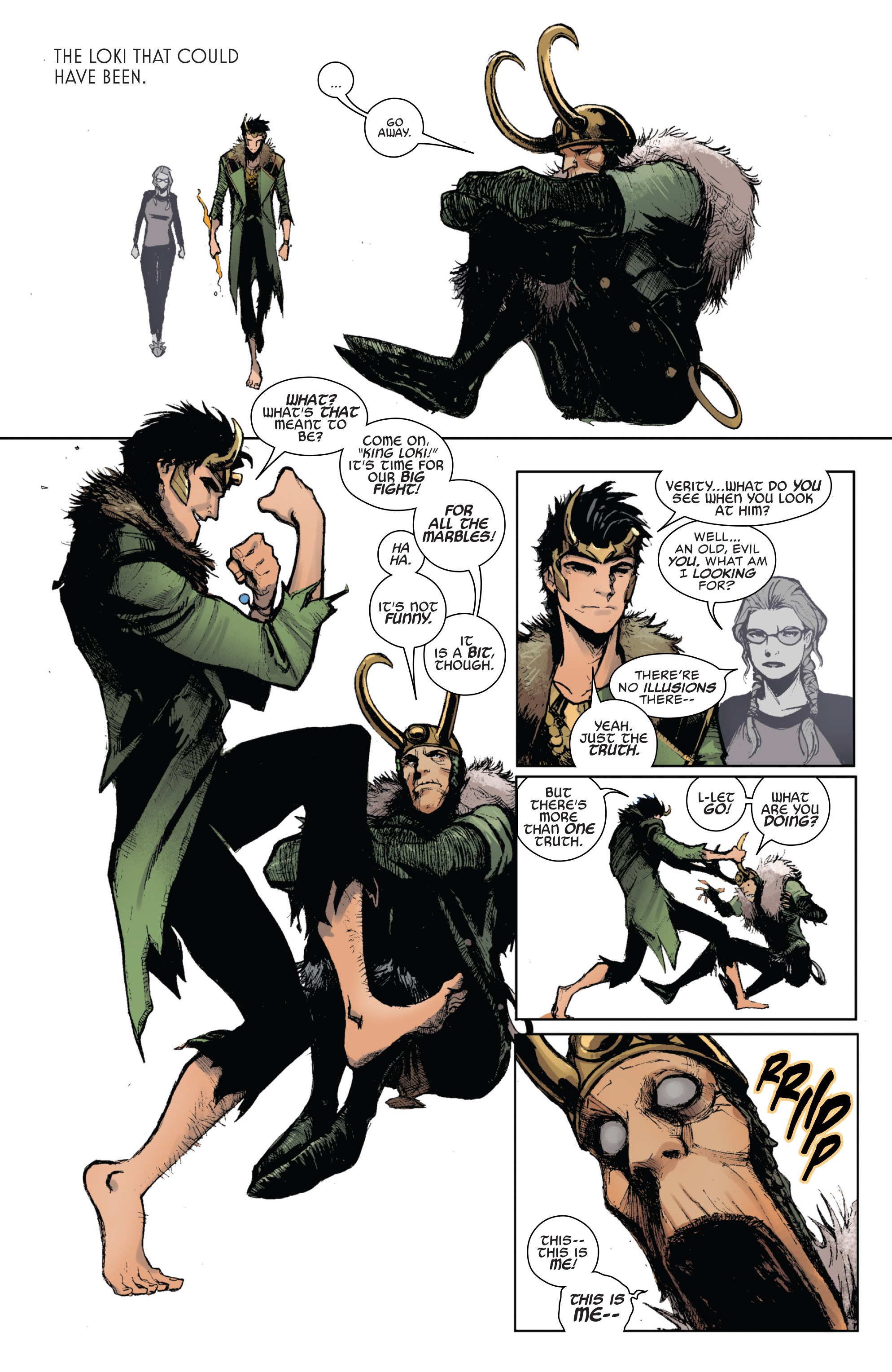 Read online Secret Wars: Last Days of the Marvel Universe comic -  Issue # TPB (Part 1) - 122