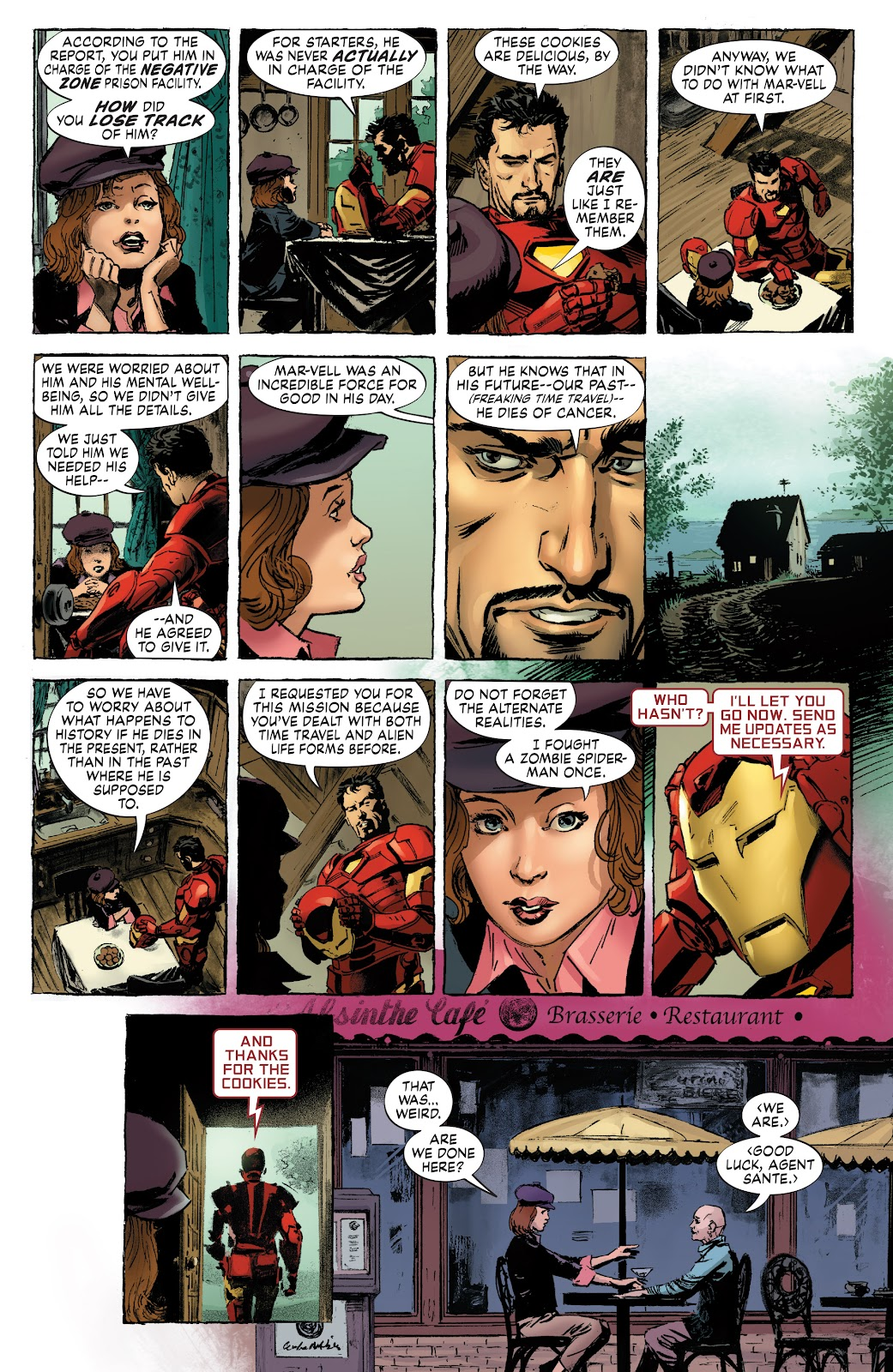 Read online Secret Invasion: Rise of the Skrulls comic -  Issue # TPB (Part 3) - 71