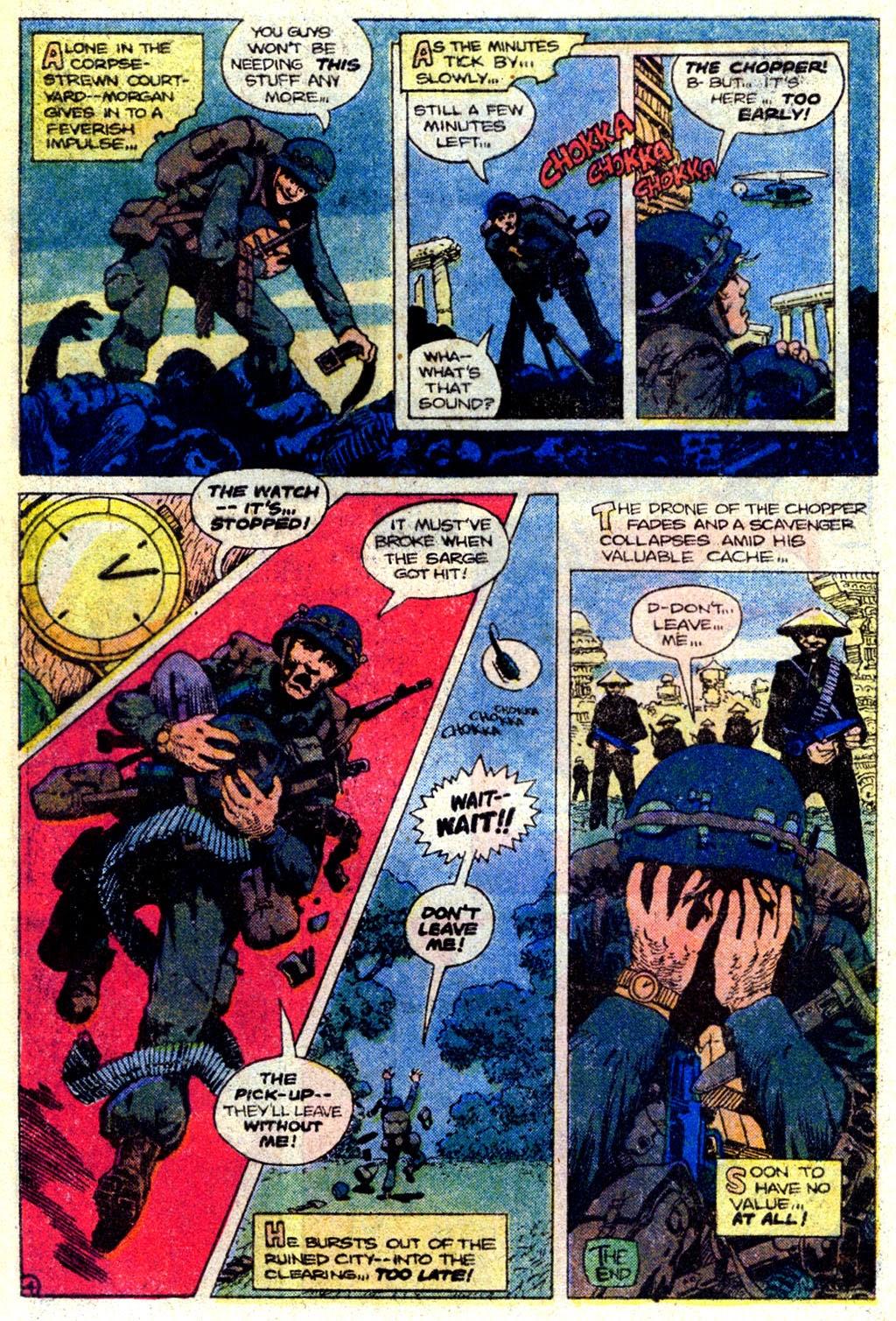 Read online Sgt. Rock comic -  Issue #339 - 18