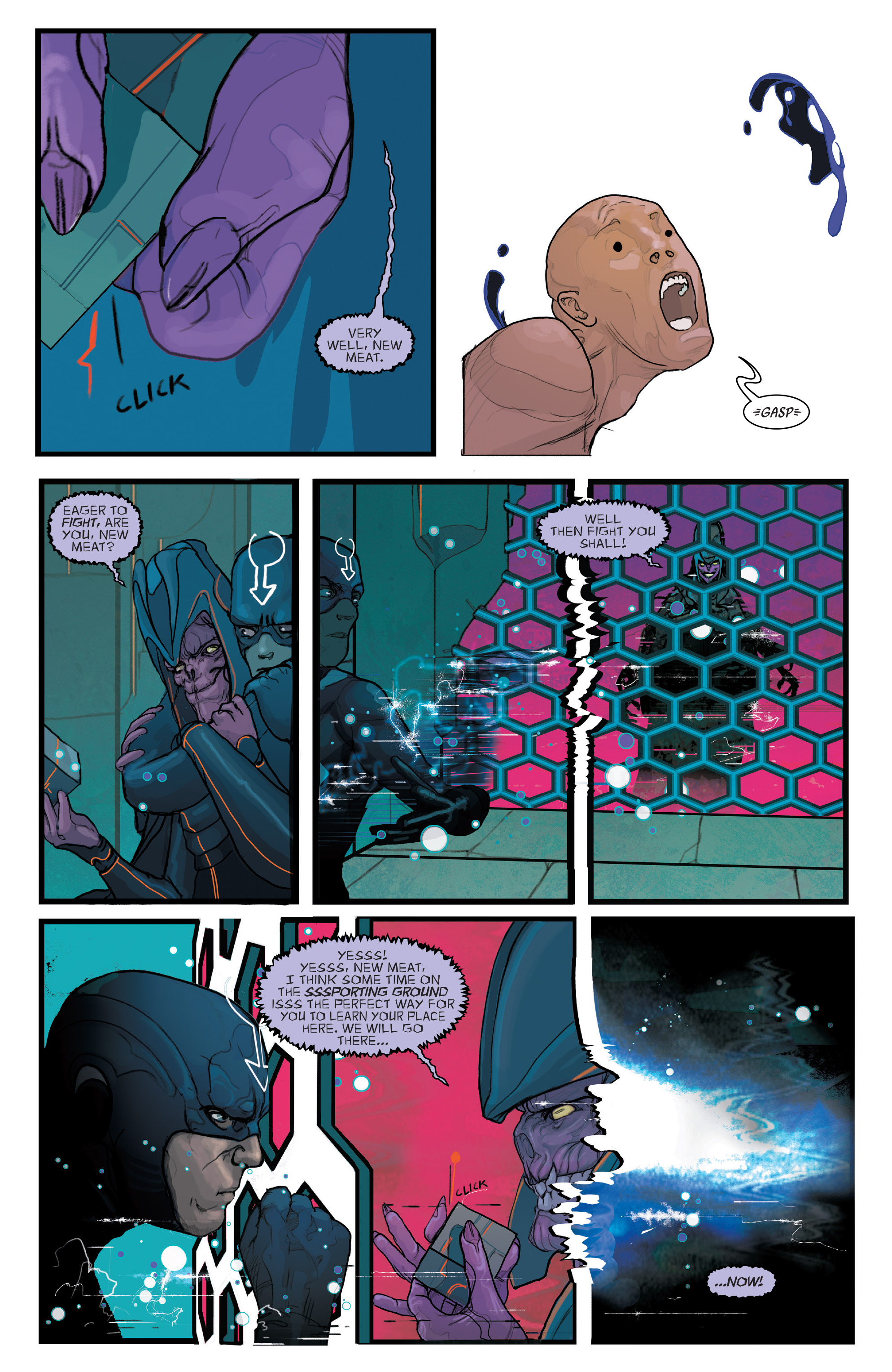 Read online Black Bolt comic -  Issue #2 - 12