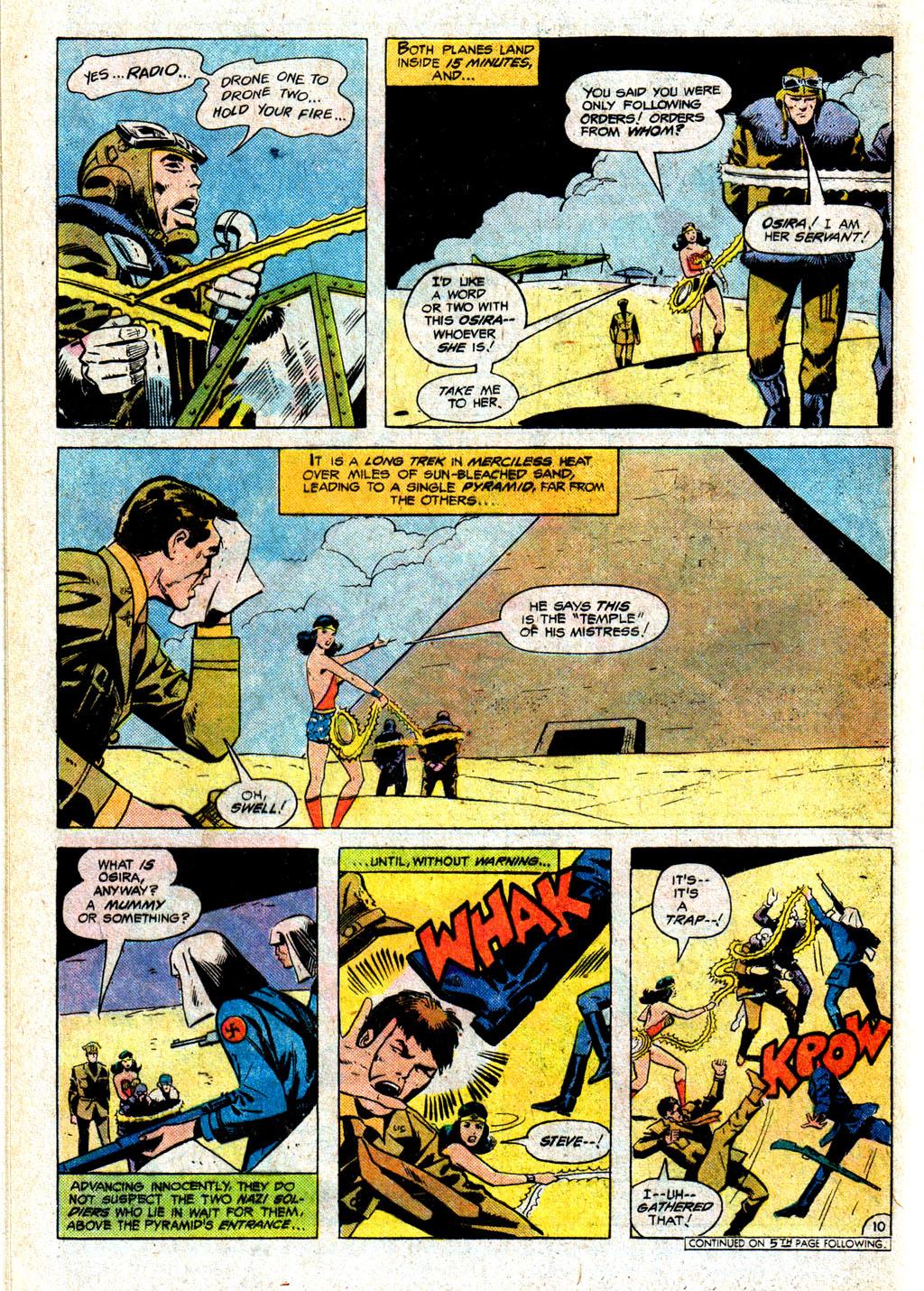 Read online Wonder Woman (1942) comic -  Issue #231 - 16