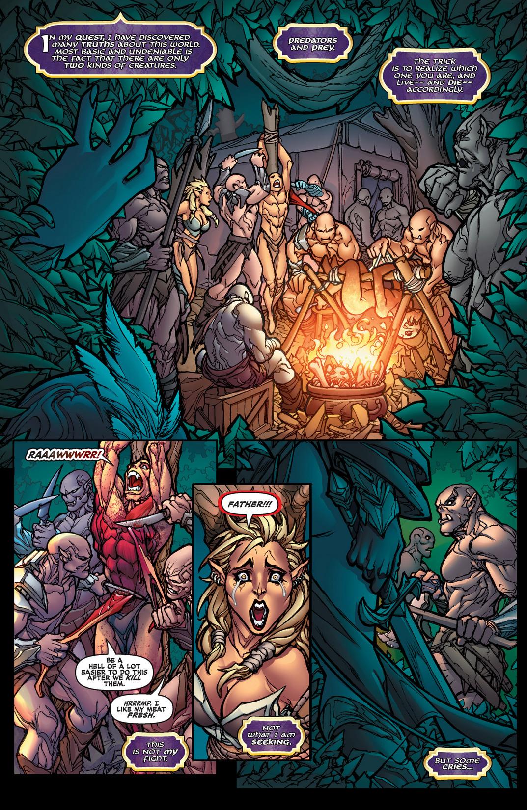 Read online Jirni comic -  Issue #1 - 4