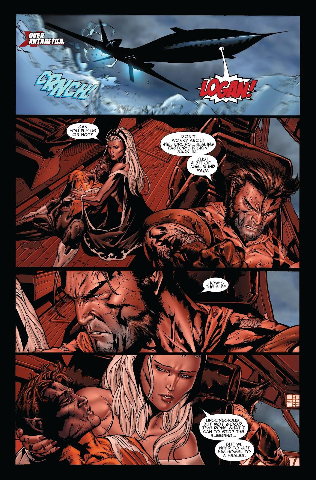 Uncanny X-Men (1963) issue 493 - Page 3